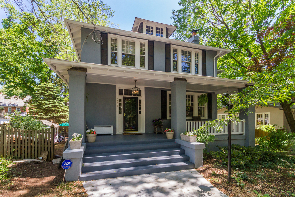 Single Family Home for Sale at Chevy Chase 5909 32nd Street Nw Washington, District Of Columbia 20015 United States