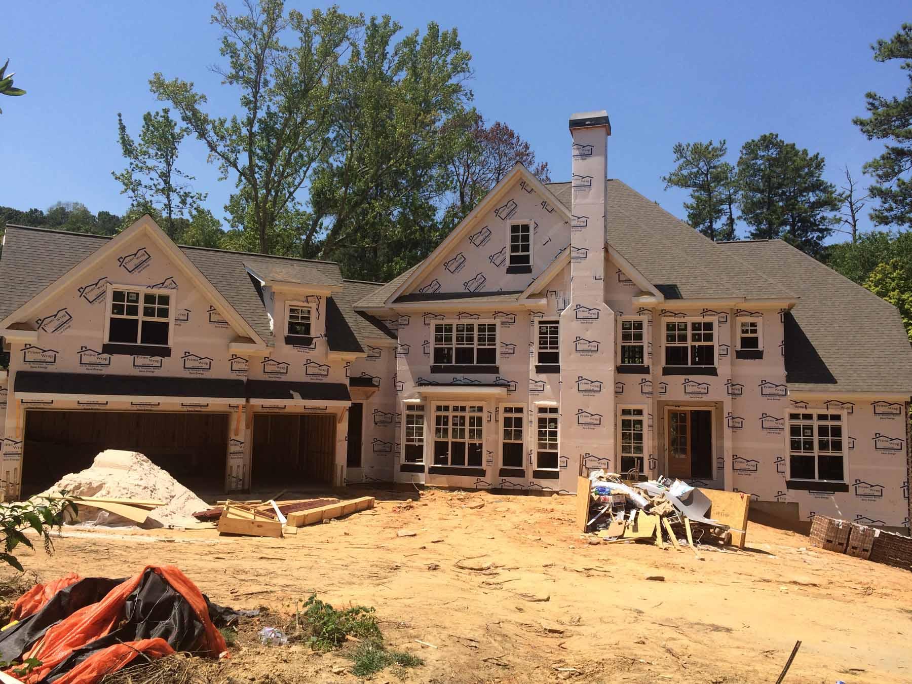 独户住宅 为 销售 在 New Construction in Chastain Buckhead 5136 Powers Ferry Road Sandy Springs, 乔治亚州 30327 美国