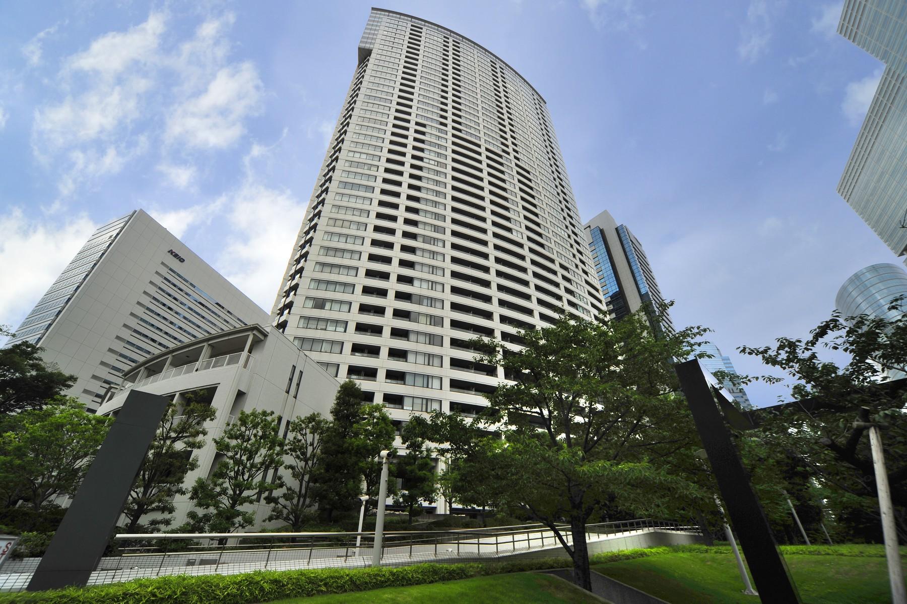 sales property at Shinagawa V Tower