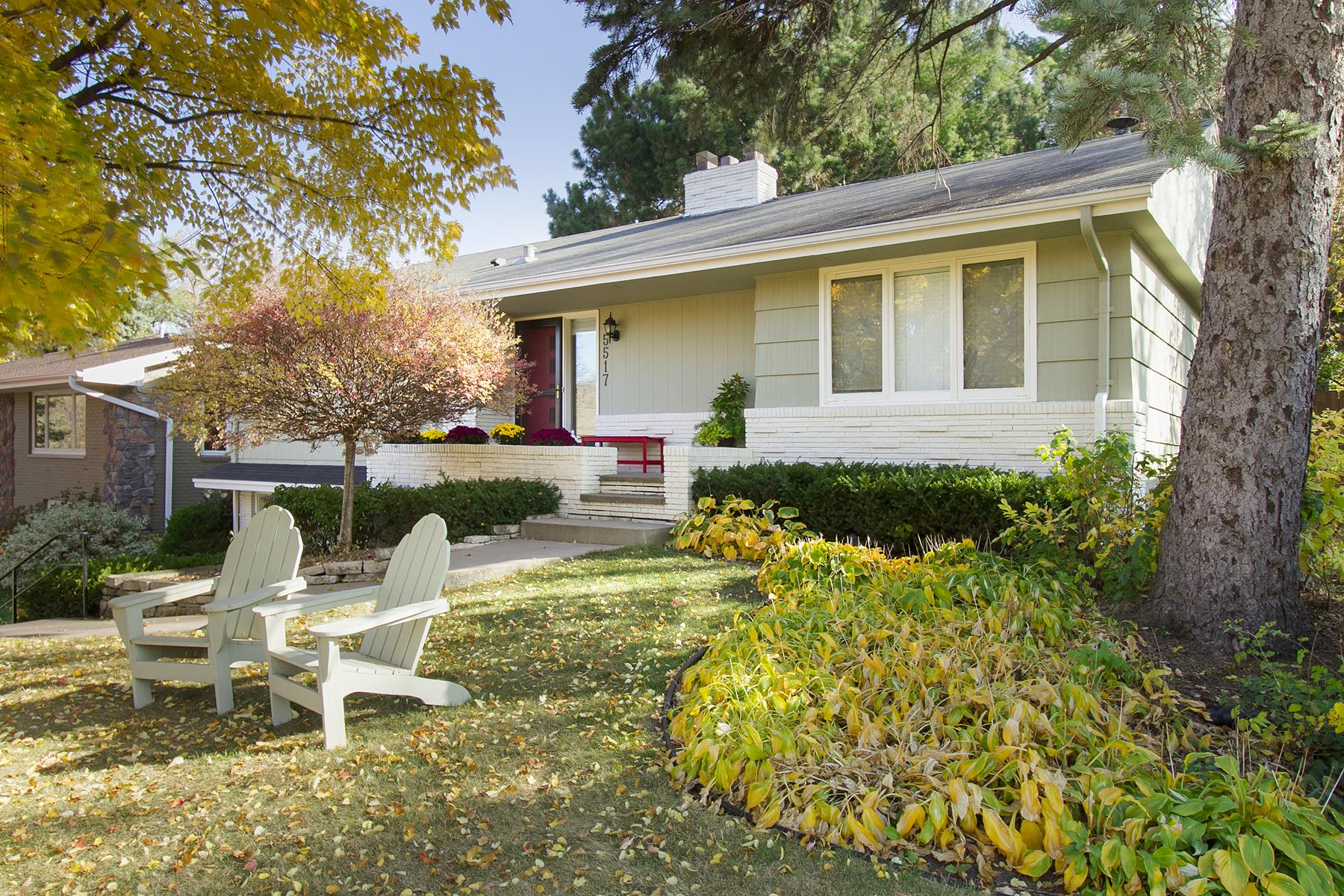 Single Family Home for Sale at 5517 Halifax Lane Edina, Minnesota 55424 United States