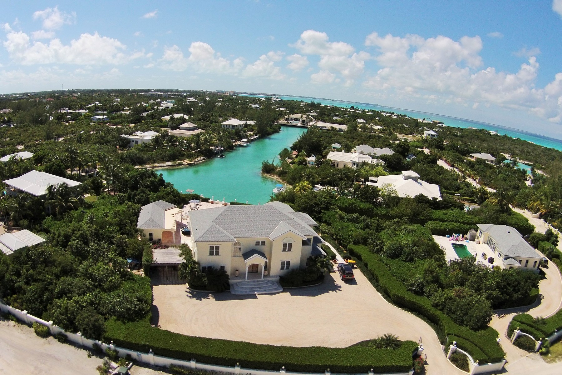 Single Family Home for Sale at Rafters Leeward, Providenciales Turks And Caicos Islands