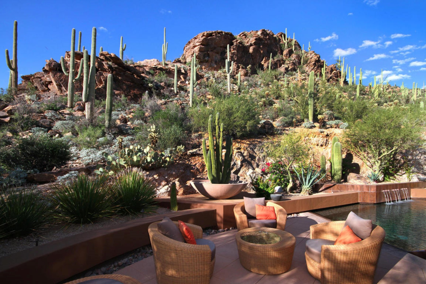 sales property at 'Rancho Nuevo' a stunning masterpiece integrated into the desert