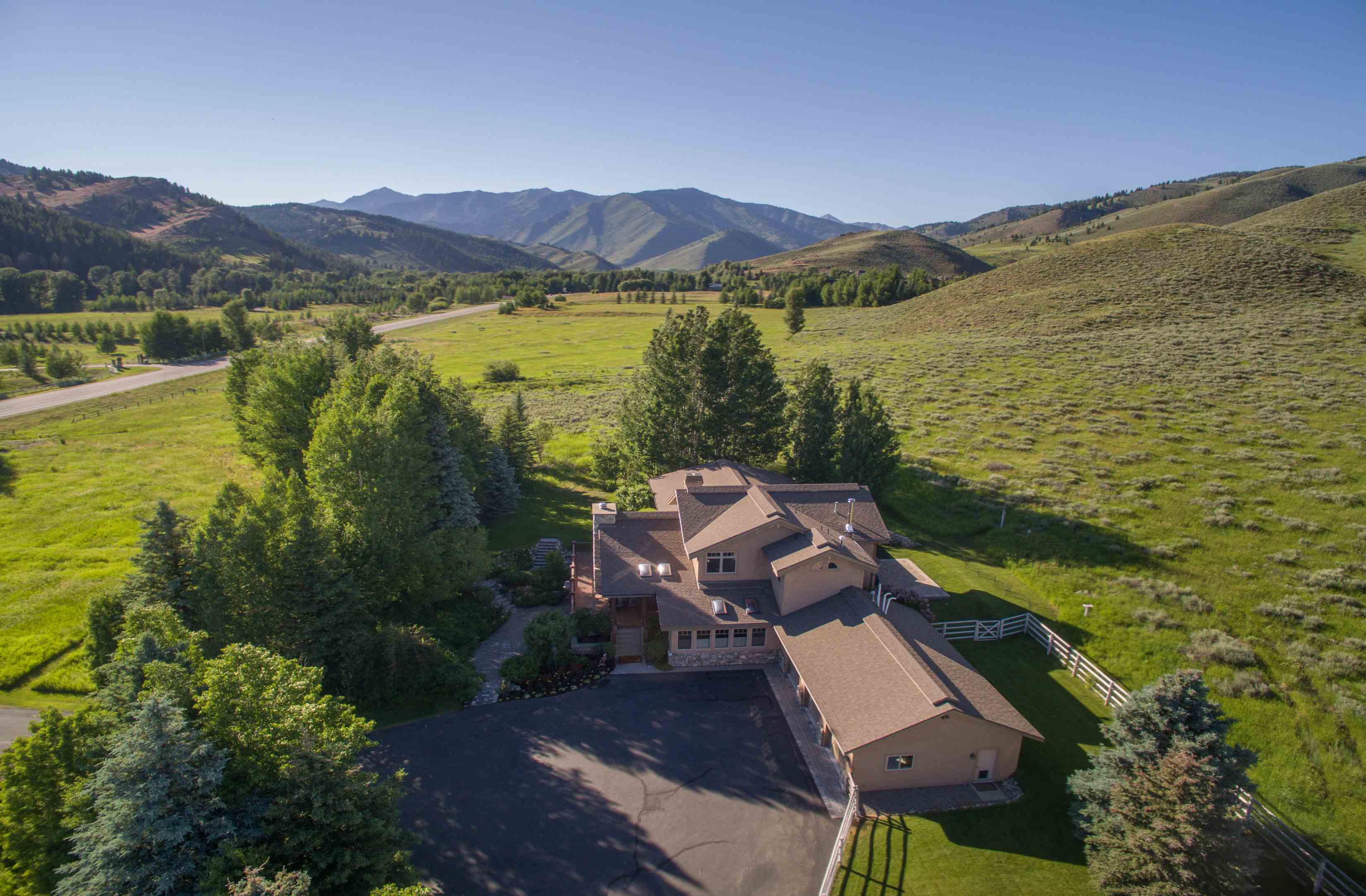 sales property at The Quintessential Idaho Home
