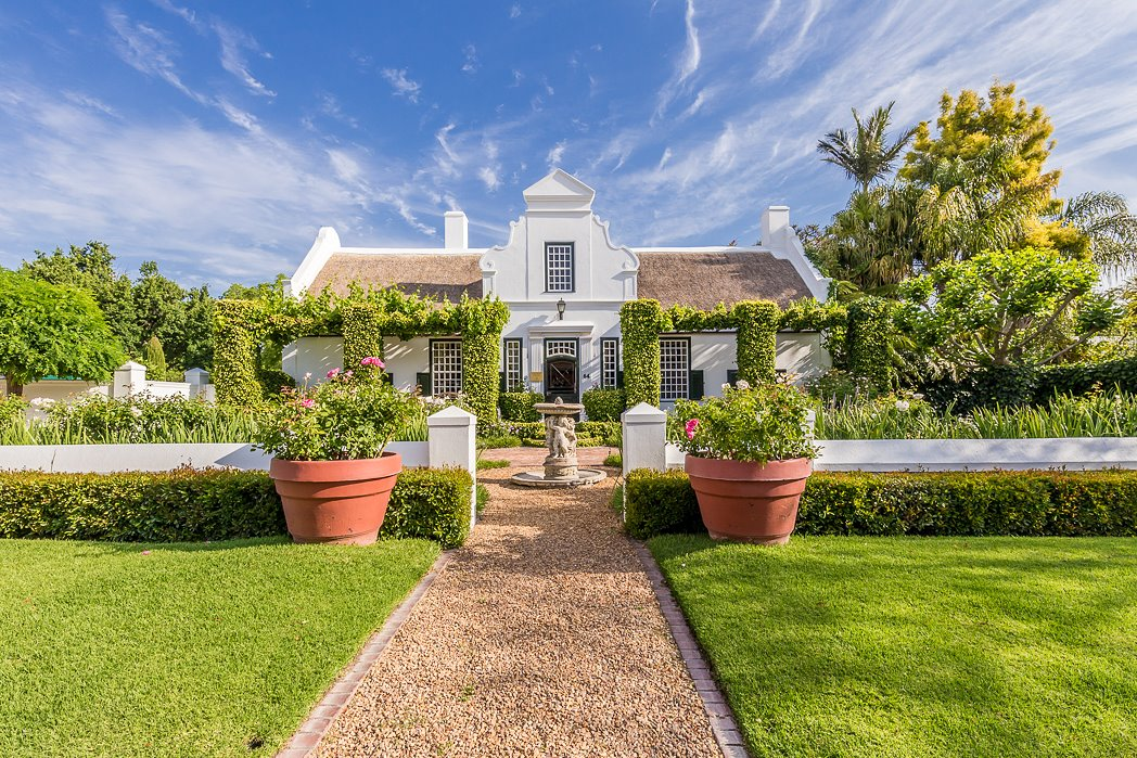 Maison unifamiliale pour l Vente à Stellenbosch Cape Winelands Stellenbosch, Cap-Occidental, 7600 Afrique Du Sud