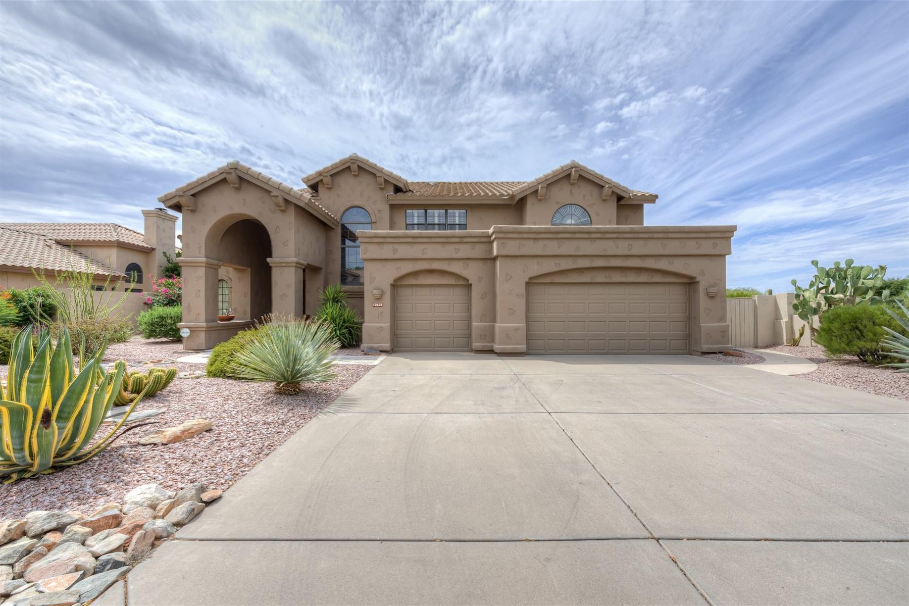 단독 가정 주택 용 매매 에 Fabulous updated home in Sonoran Heights. 12525 E ALTADENA AVE Scottsdale, 아리조나 85259 미국