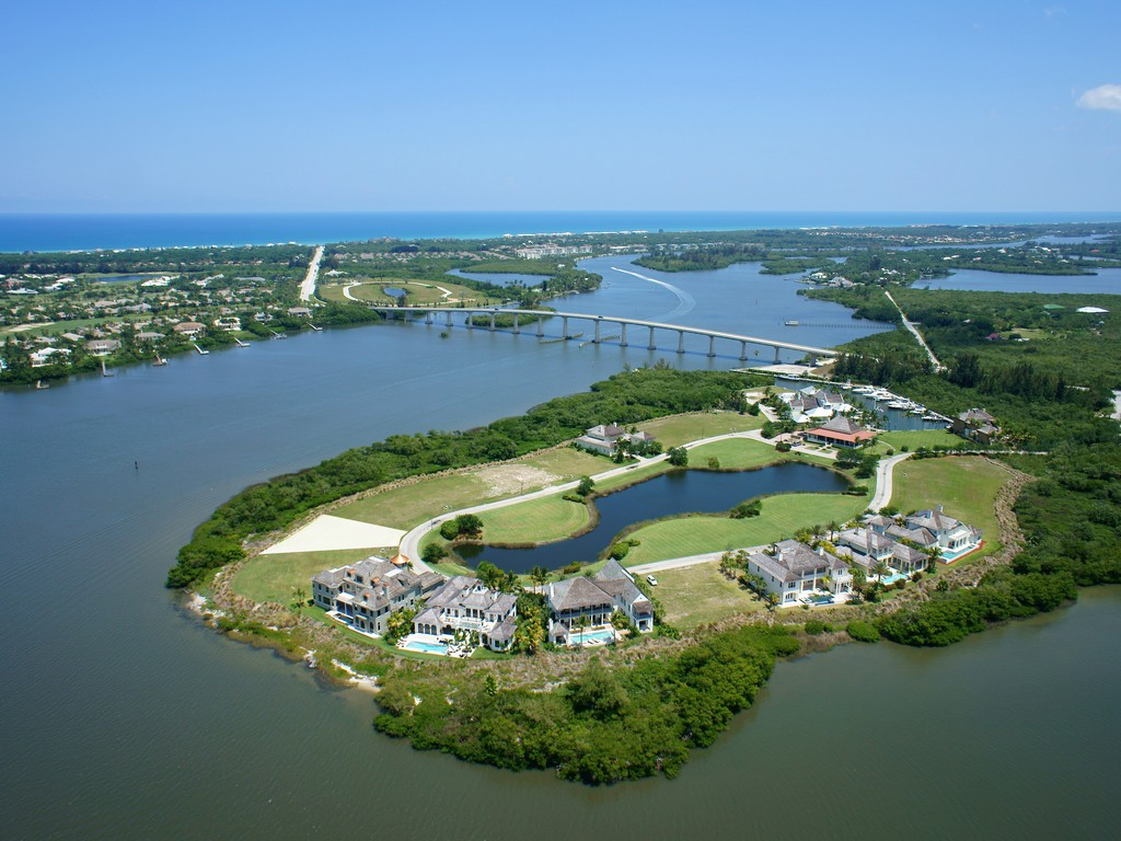Land for Sale at Spectacular Riverfront Homesite With Boat Slip 9280 Marsh Island Vero Beach, Florida, 32963 United States