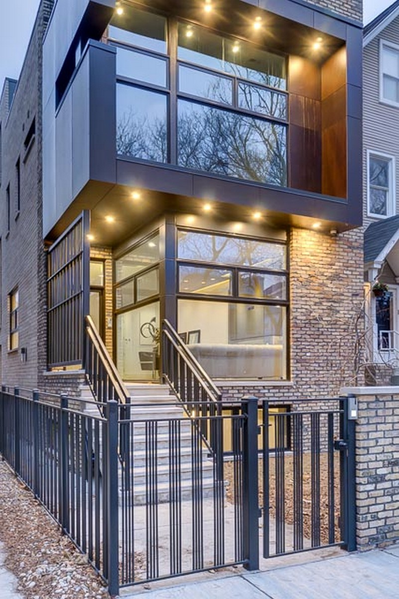단독 가정 주택 용 매매 에 Luxury New Construction in Lincoln Park 1238 W Webster Avenue Lincoln Park, Chicago, 일리노이즈, 60614 미국