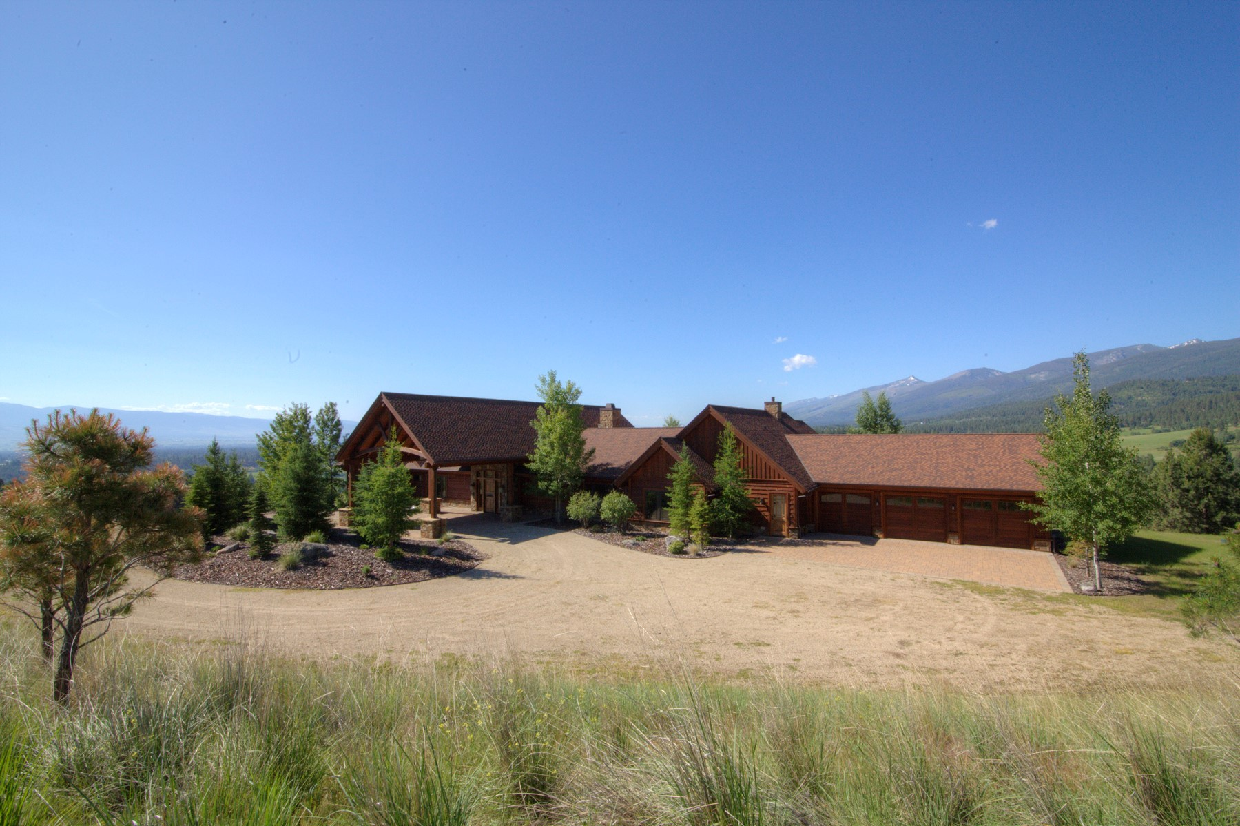 Farm / Ranch / Plantation for Sale at Hidden Valley Ranch 848 Sweathouse Creek Road Victor, Montana 59875 United States