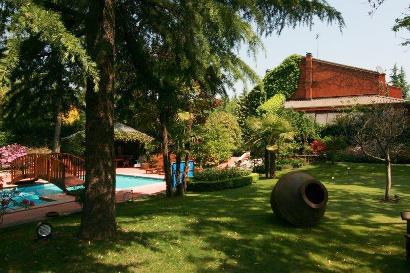 sales property at Exclusive villa surrounded by a private park