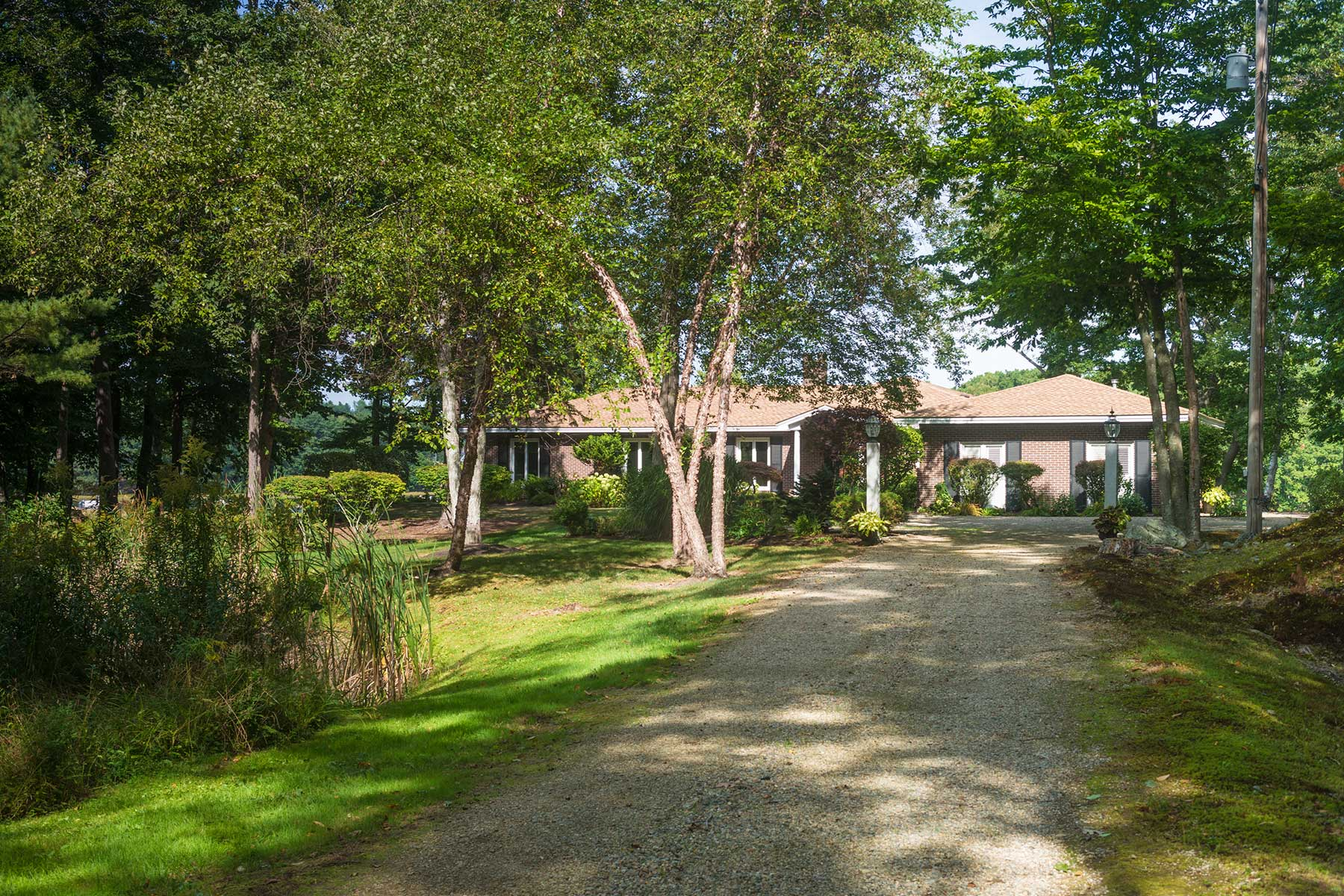 Single Family Home for Sale at Handsome Waterfront Ranch 22 Donovans Lane York, Maine, 03909 United States