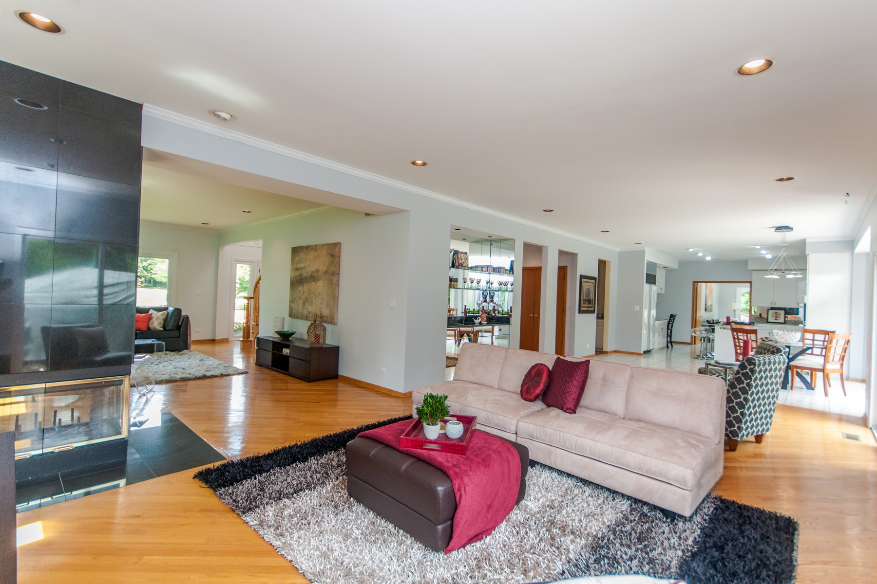 Property Of Spacious Home With First Floor Suite