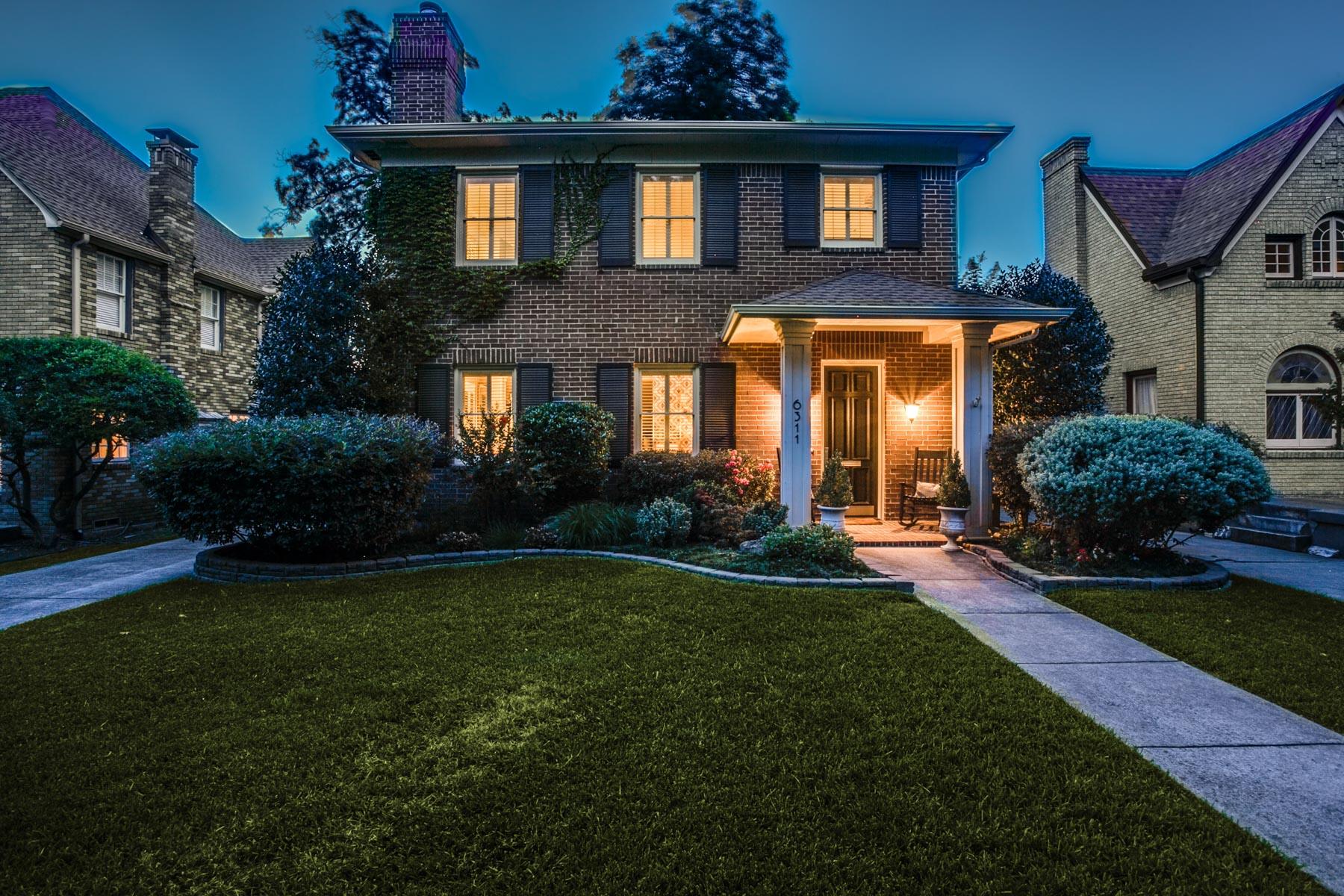 一戸建て のために 売買 アット Swiss Avenue Historic Distric 6311 Bryan Parkway Dallas, テキサス, 75214 アメリカ合衆国