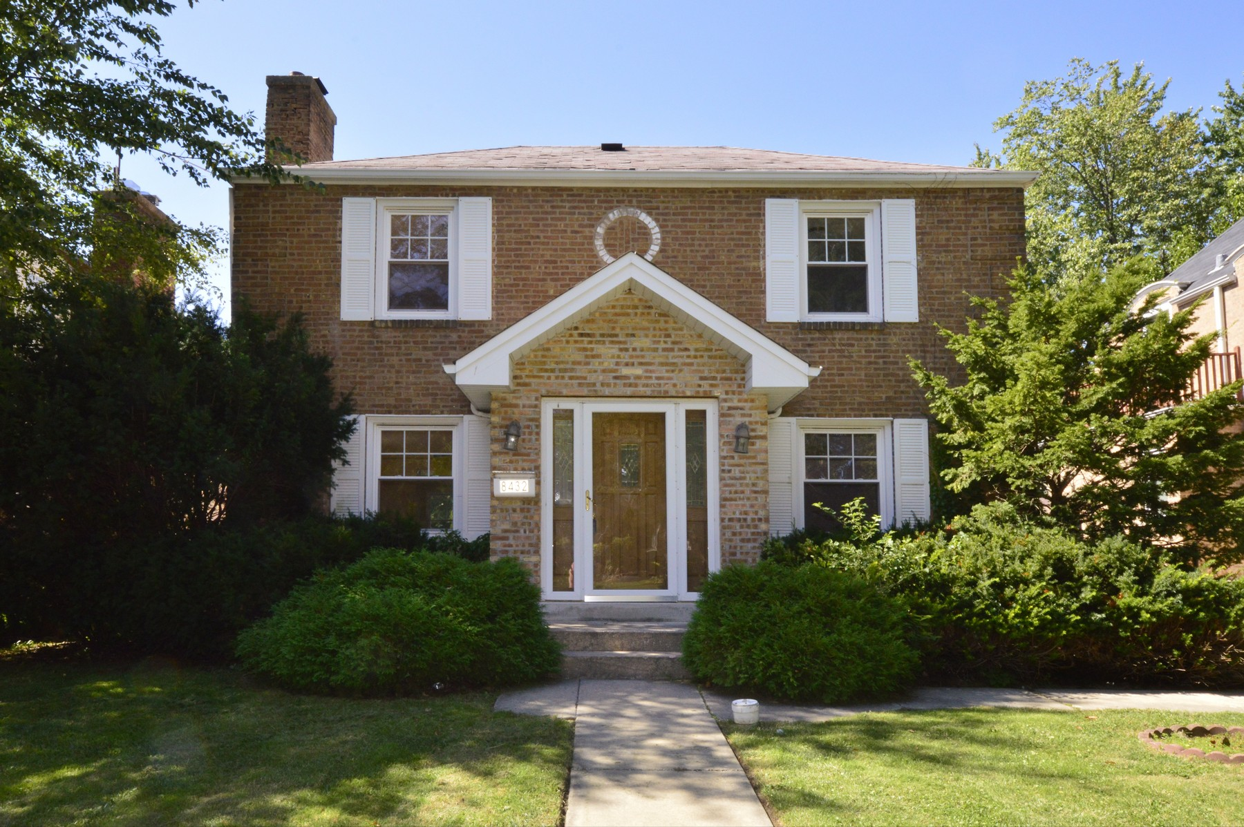 Property For Sale at Picturesque Center Entrance Colonial