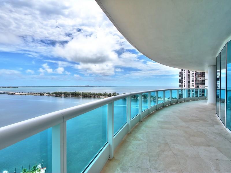 Condominium for Sale at 2127 Brickell Av #2401-2 2127 Brickell Av Unit 2401-2 Miami, Florida 33129 United States
