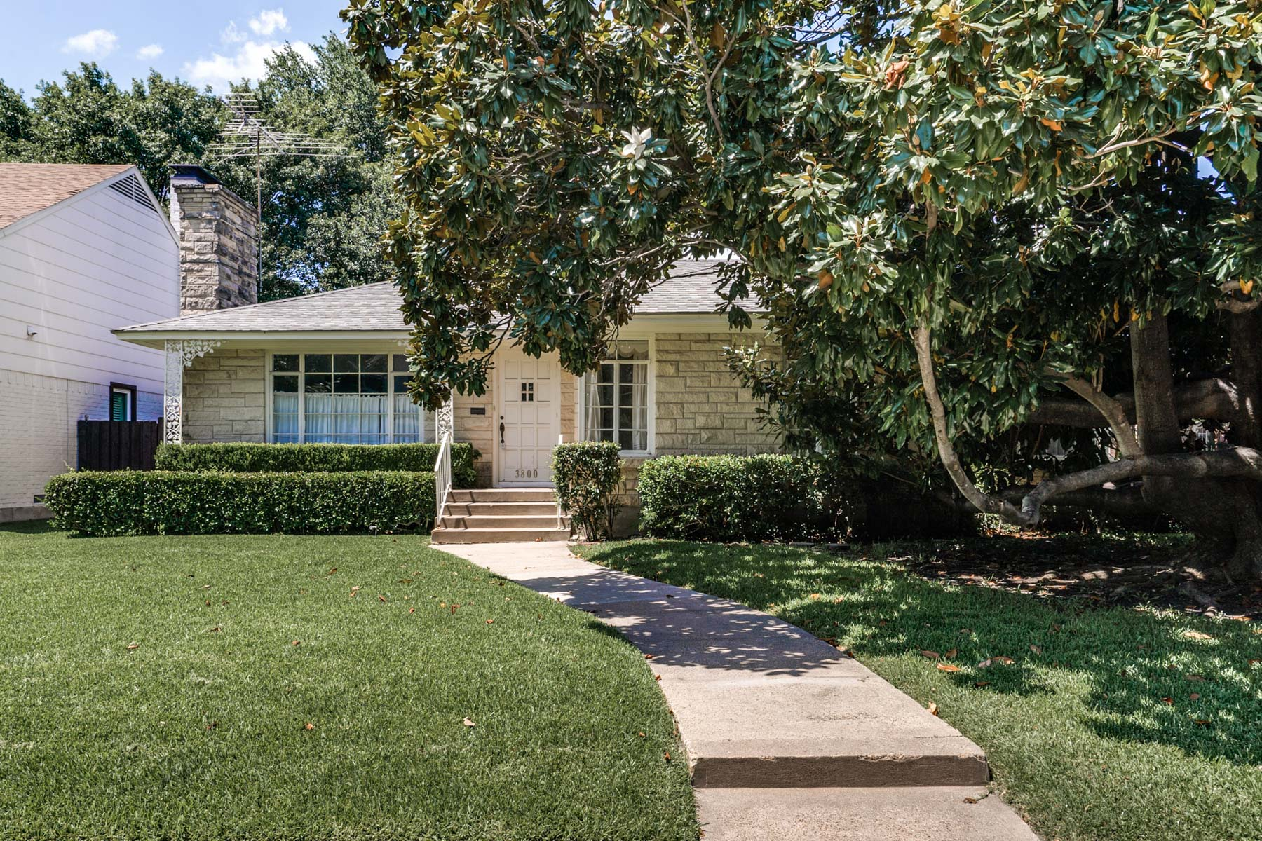 Single Family Home for Sale at University Park Lot 3800 Stanford Avenue Dallas, Texas, 75225 United States
