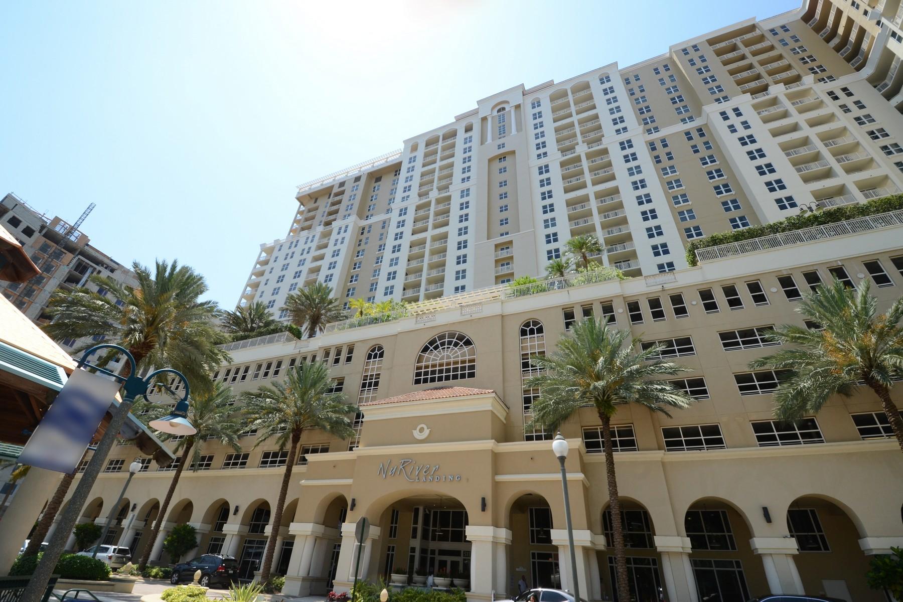 Condominium for Sale at Nu River Landing 511 SE 5th Ave. #605 Fort Lauderdale, Florida 33301 United States