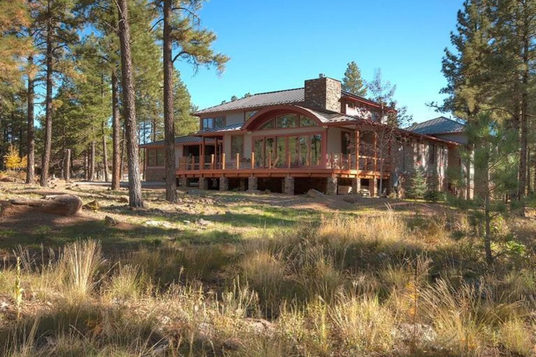 Nhà ở một gia đình vì Bán tại Absolutely the nicest estate in all of Northern Arizona. 3315 N Antler Crossing Flagstaff, Arizona 86001 Hoa Kỳ