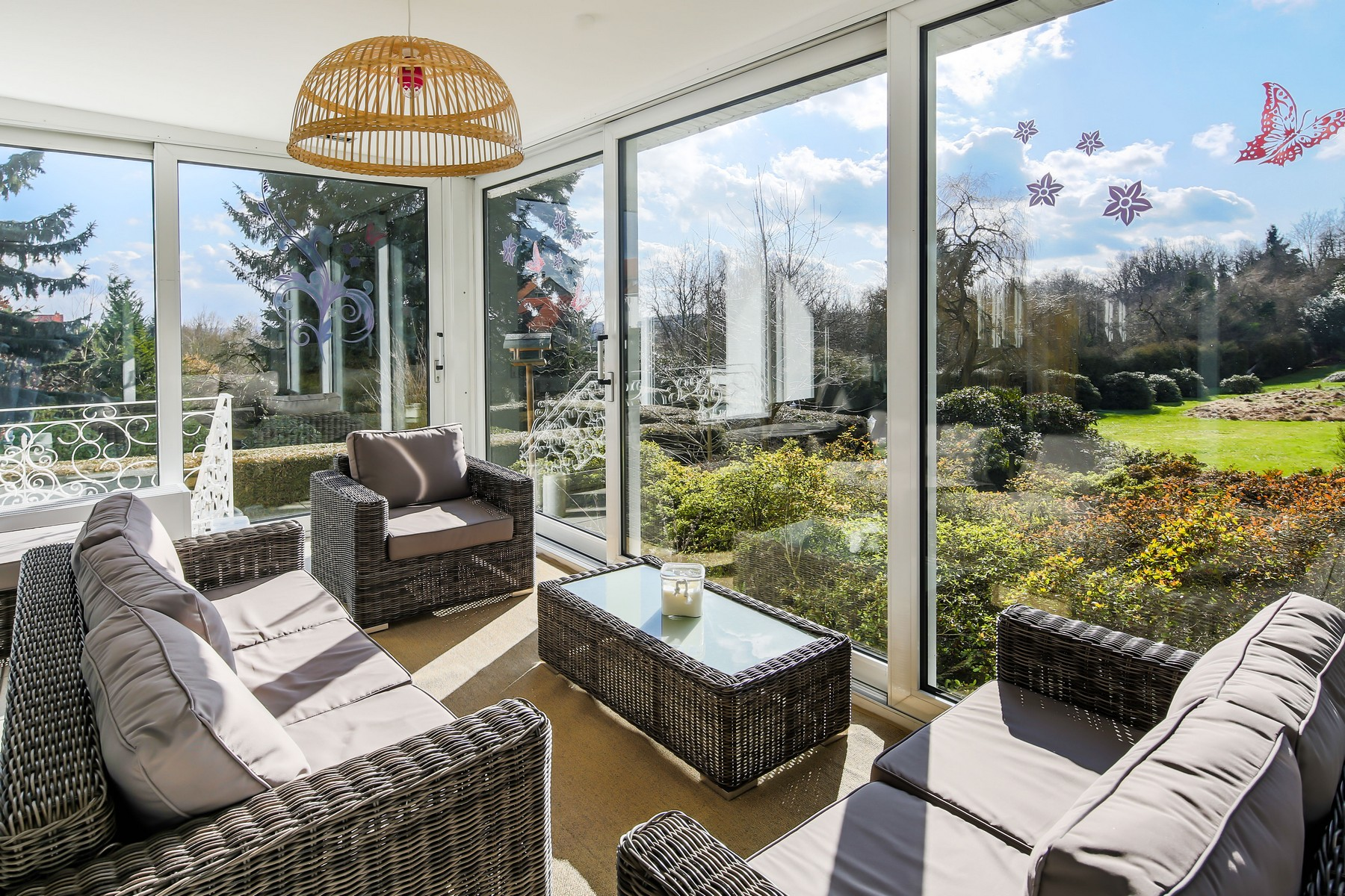 sales property at Harmonious symphony: luxury villa with a fantastic garden in Friedrichsdorf