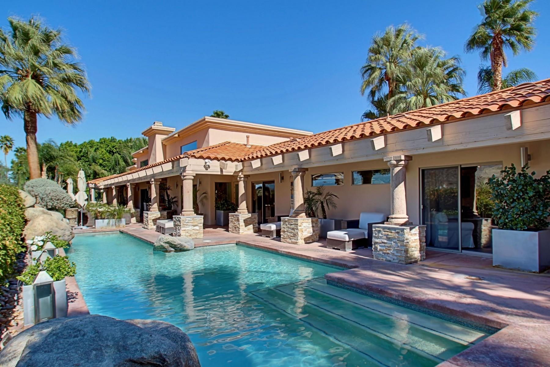 Maison unifamiliale pour l Vente à 300 Bogert Trl Palm Springs, Californie 92264 États-Unis