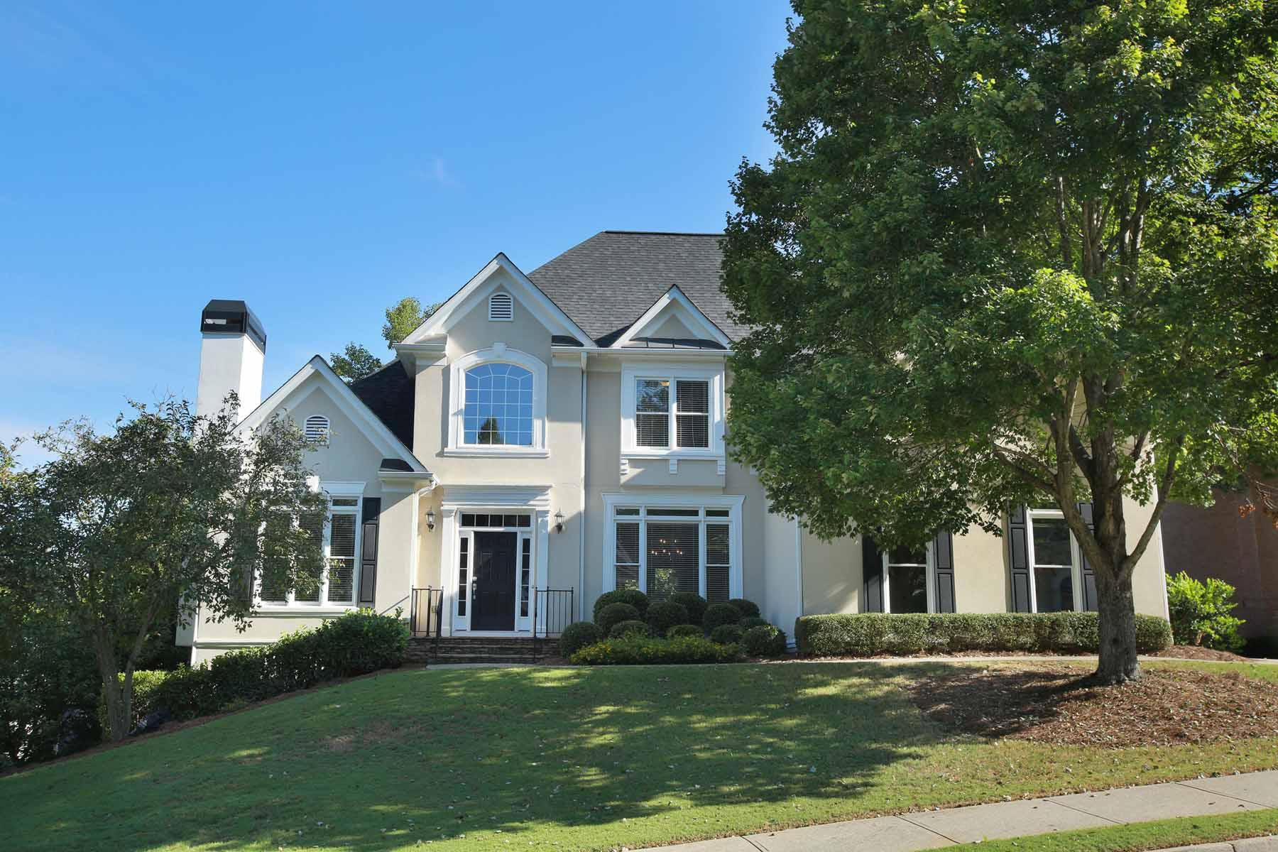 Nhà ở một gia đình vì Bán tại Understated Elegance 1385 Hillcrest Heights Alpharetta, Georgia, 30005 Hoa Kỳ