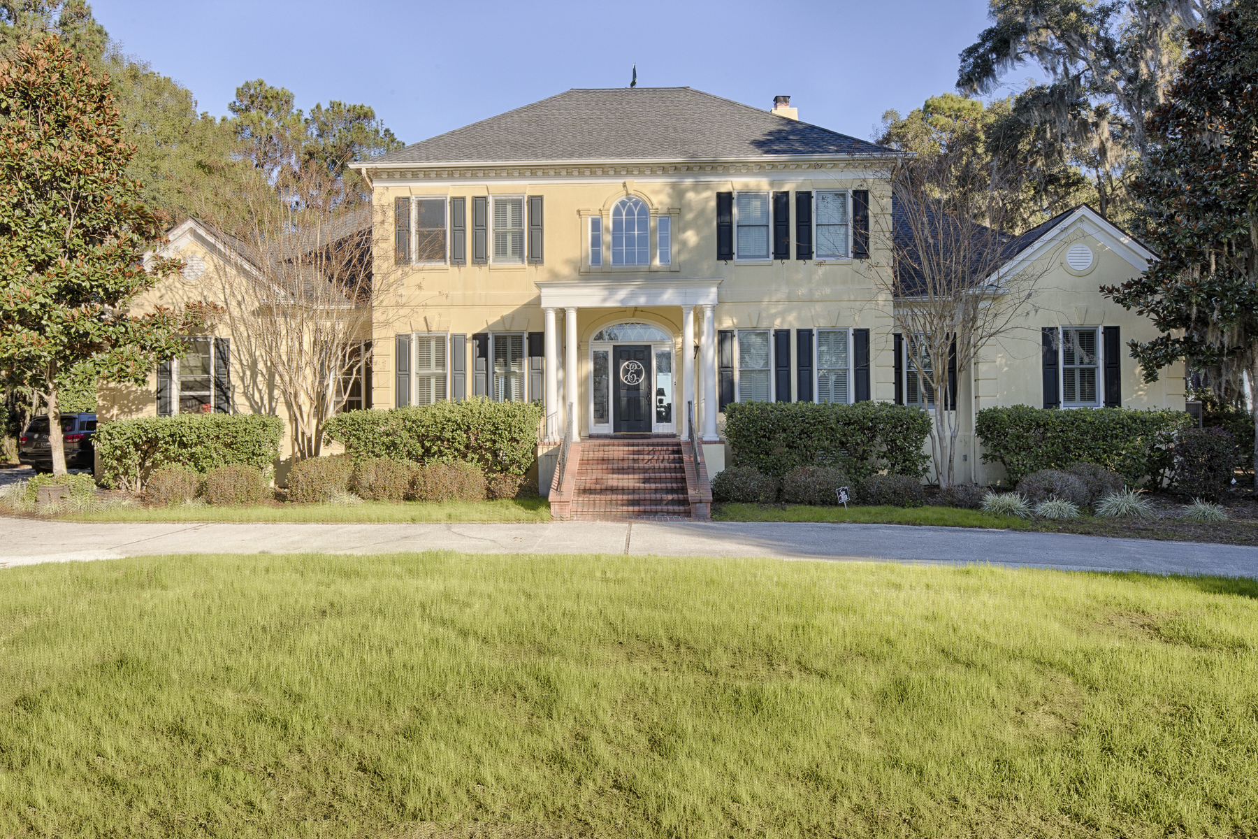 Casa para uma família para Venda às Dutch Island 604 Herb River Drive Savannah, Geórgia 31406 Estados Unidos