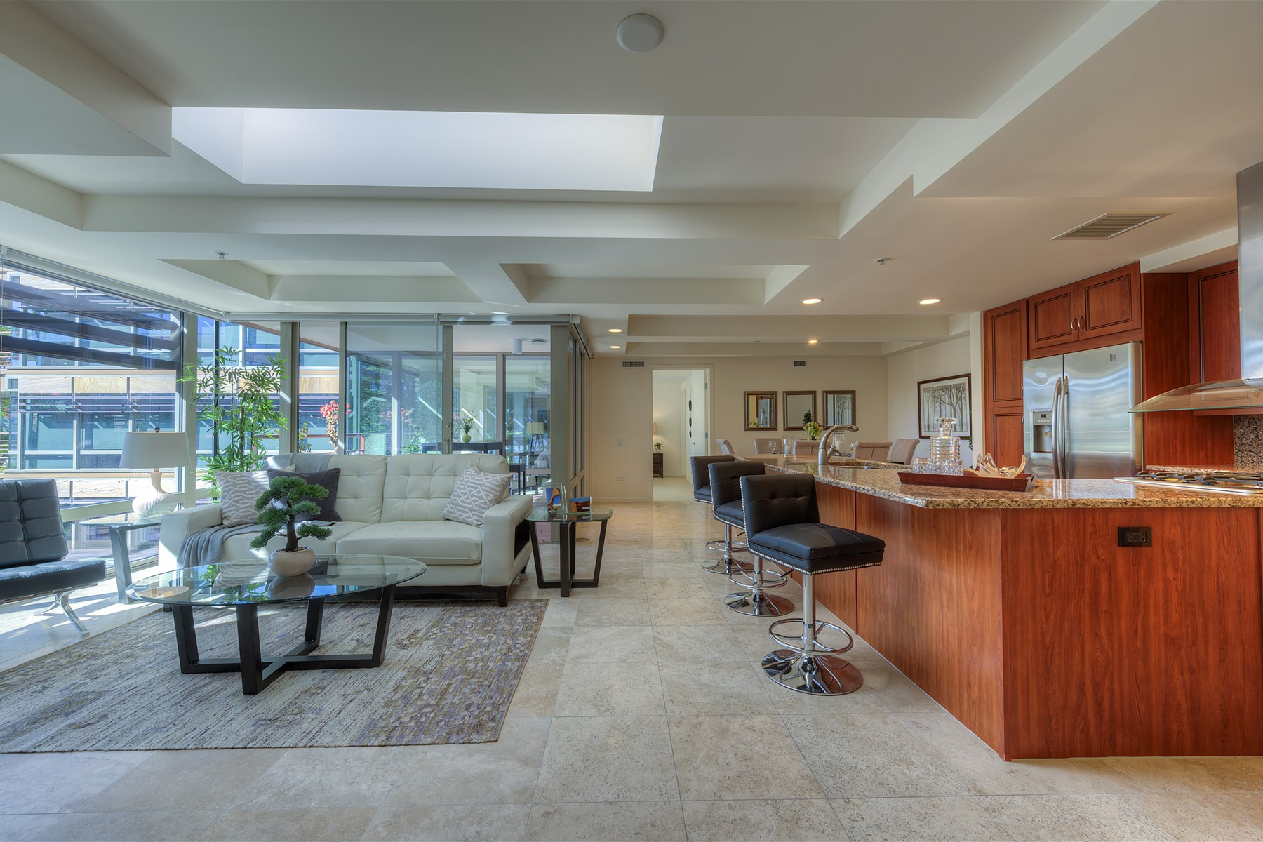 rentals property at Beautiful, professionally decorated and furnished two Bedroom two Bath unit