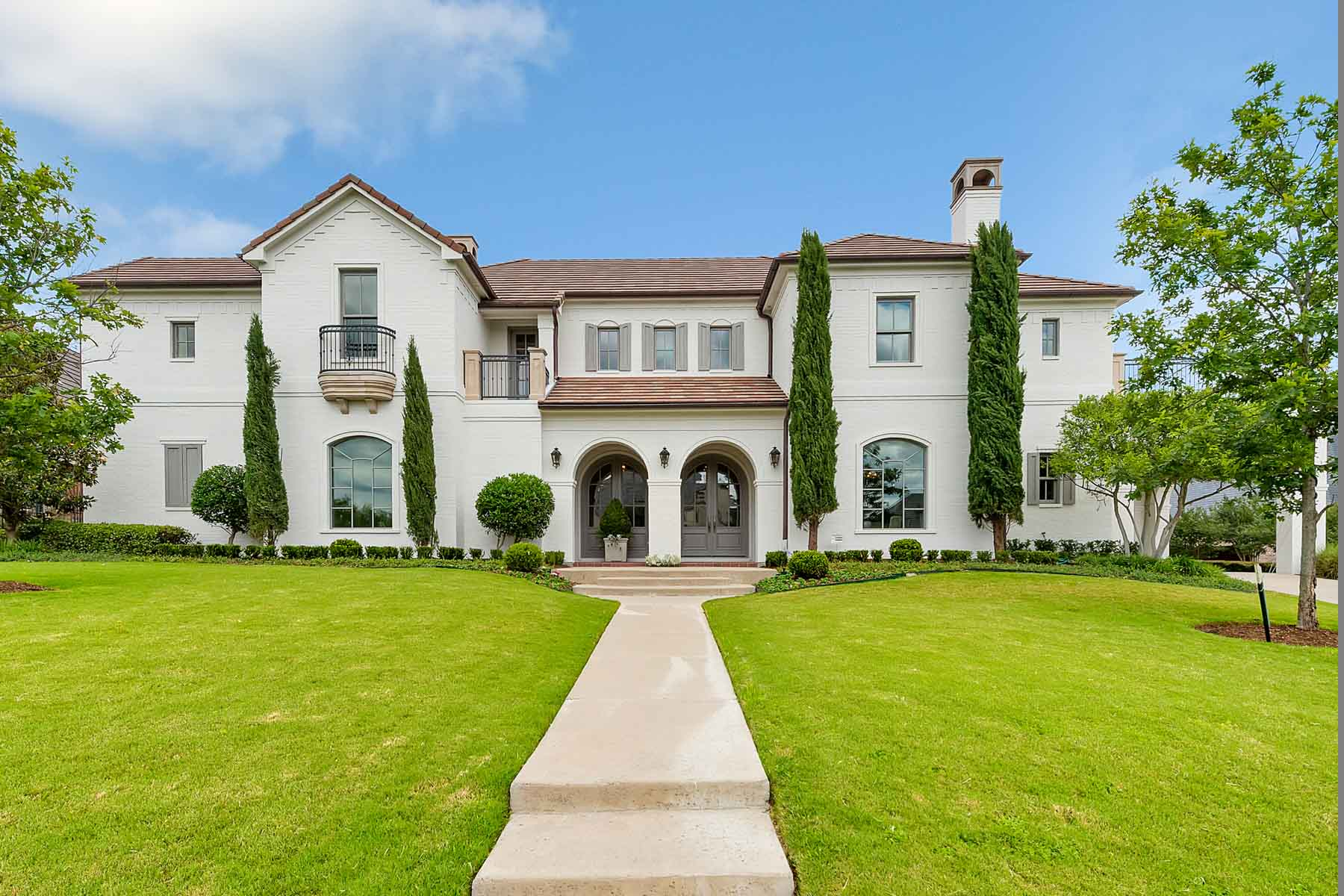 Single Family Home for Sale at Montserrat, Mediterranean 4609 Palencia Drive Fort Worth, Texas, 76126 United States