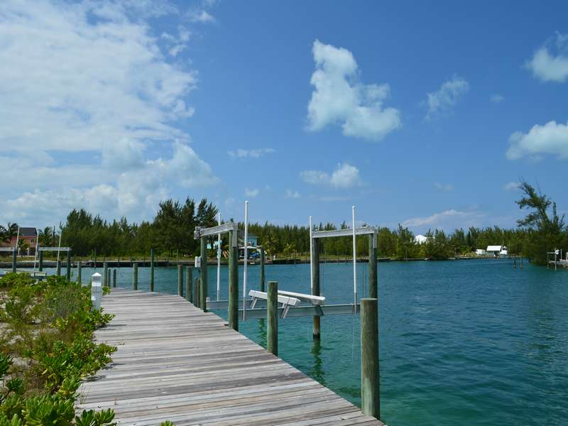Terreno per Vendita alle ore Block 203 Lot 32 Treasure Cay, Abaco Bahamas