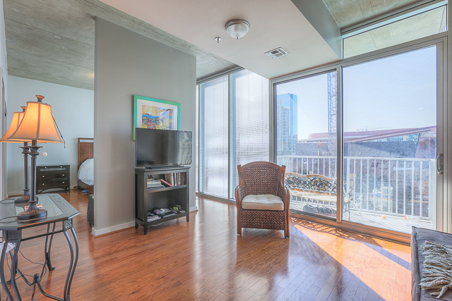 Condominium for Sale at Luxury Highrise in The Encore 301 Demonbreun Street, #917 Nashville, Tennessee 37201 United States