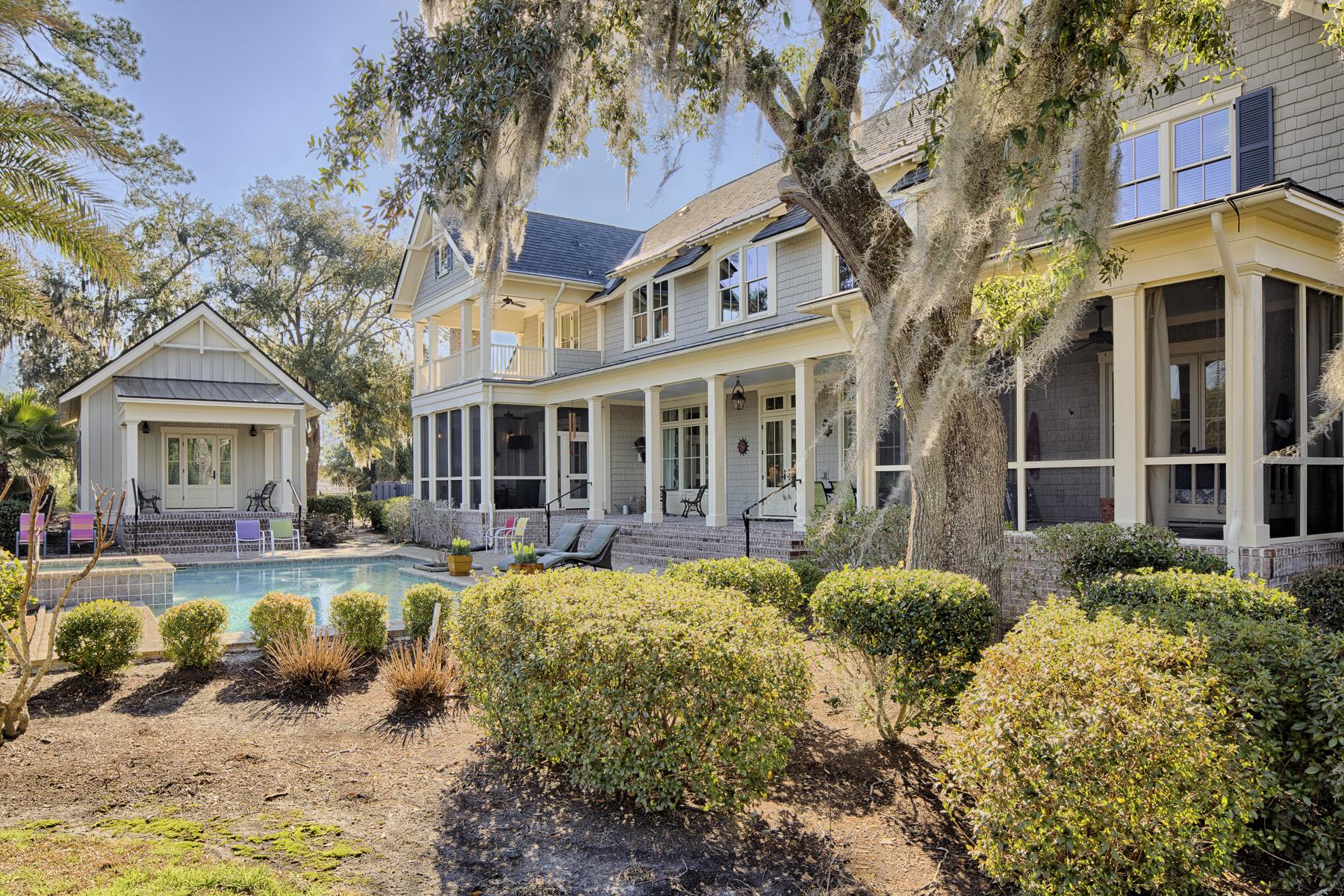 Casa para uma família para Venda às Oldfield Plantation 19 Oldfield Way Okatie, Carolina Do Sul 29909 Estados Unidos