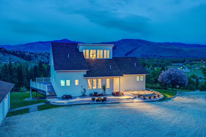 단독 가정 주택 용 매매 에 7885 Mormon Creek Road 7885 Mormon Creek Rd Lolo, 몬타나, 59847 미국