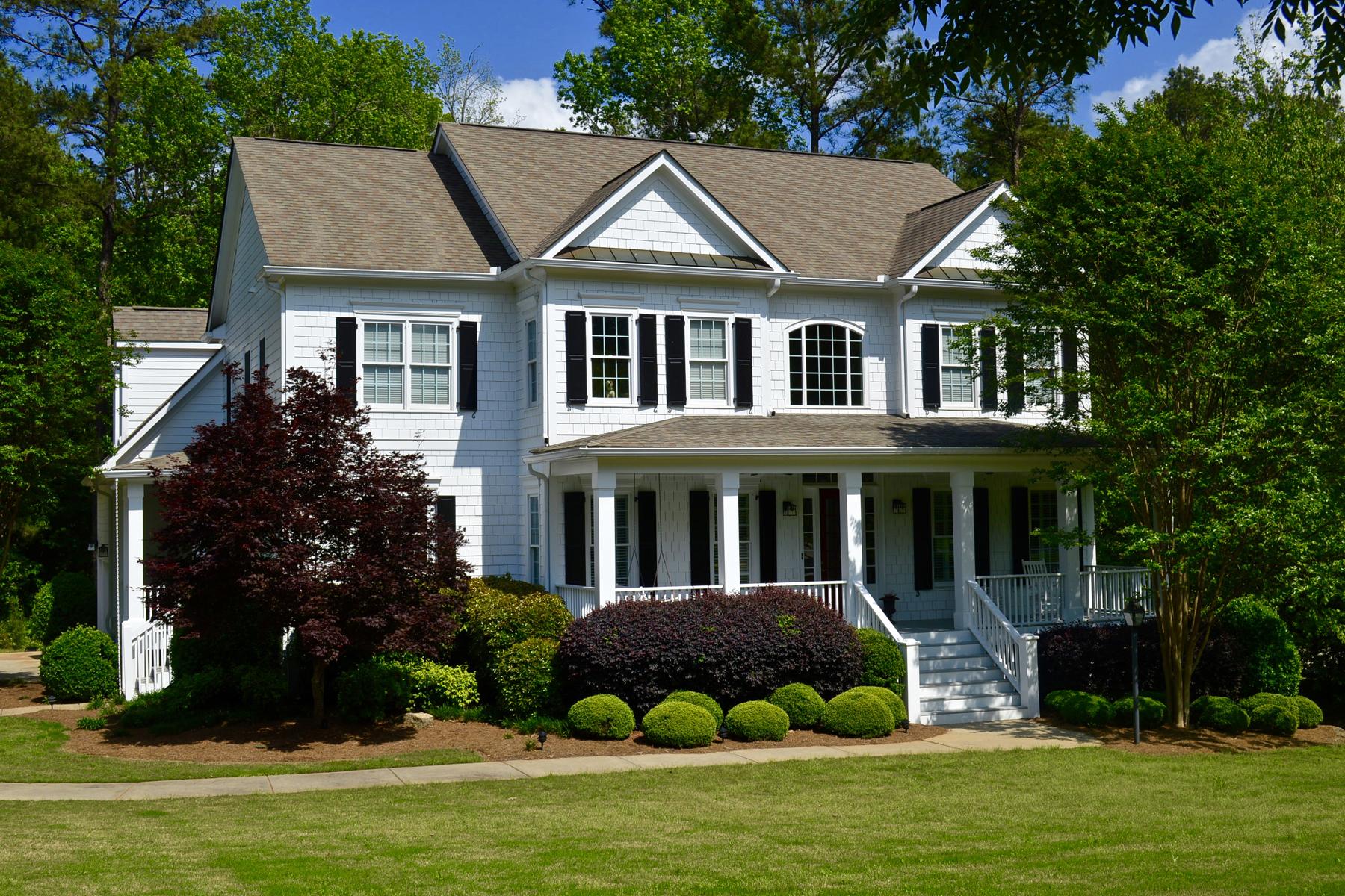 Maison unifamiliale pour l Vente à Fantastic Highgrove Home With Guest Suite On Main 125 Highgrove Drive Fayetteville, Georgia, 30215 États-Unis