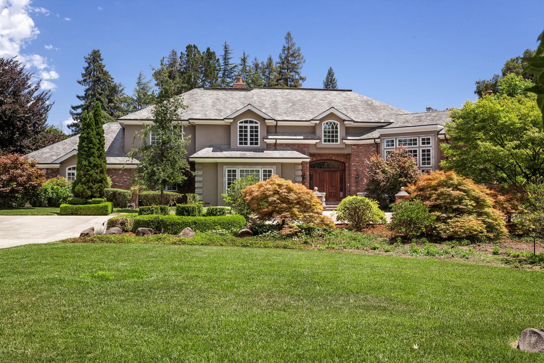Casa Unifamiliar por un Venta en Tuscaloosa 141 Tuscaloosa Av Atherton, California 94027 Estados Unidos