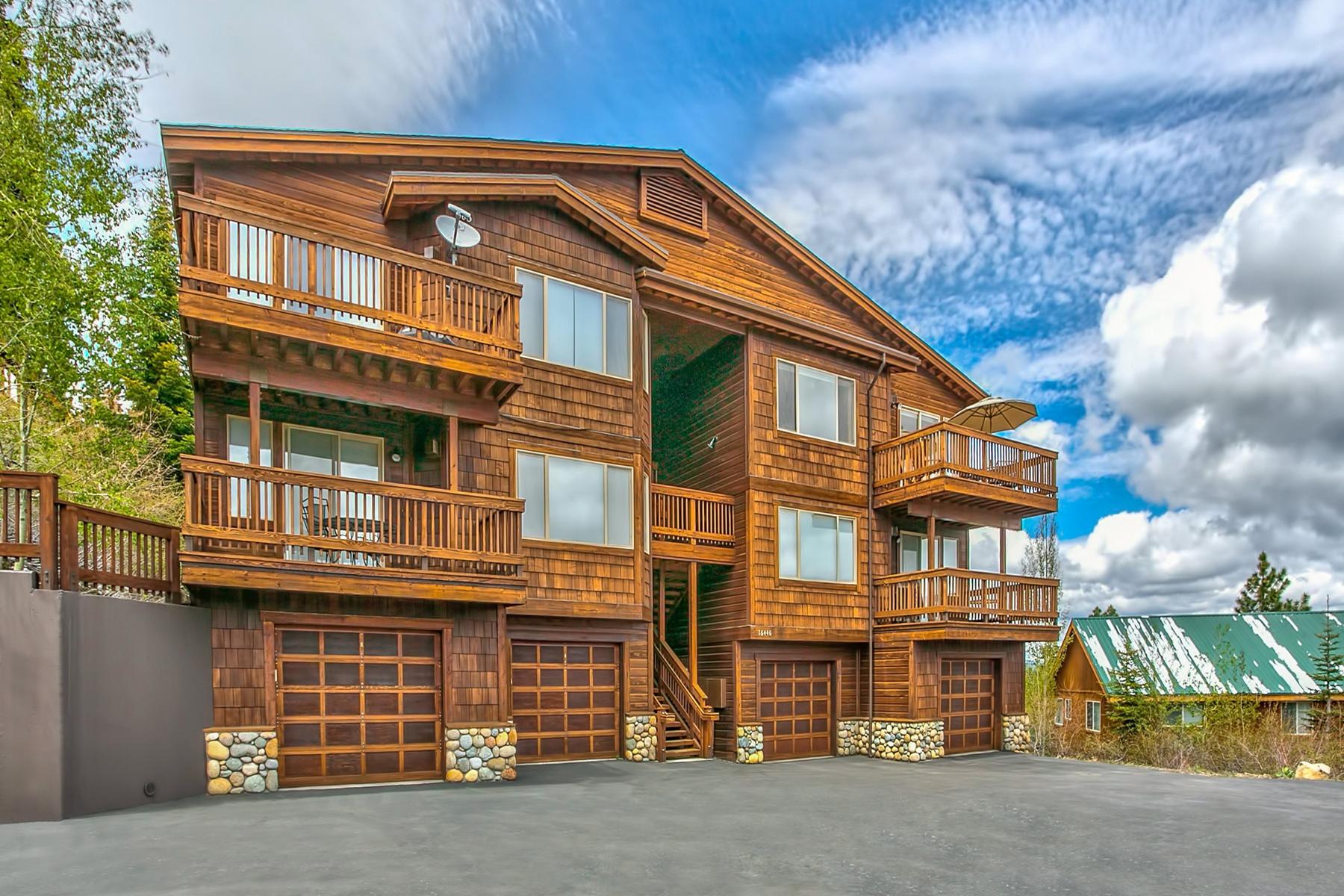 Condominium for Active at 16446 Ski Slope Way, #4 16446 Ski Slope Way #4 Truckee, California 96161 United States