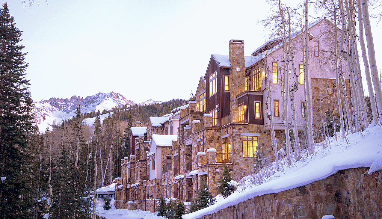 Appartement en copropriété pour l Vente à Villas at Cortina, Unit 3 125 Cortina Drive Mountain Village Telluride, Colorado 81435 États-Unis