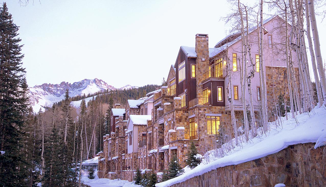 Condominio per Vendita alle ore Villas at Cortina, Unit 3 125 Cortina Drive Mountain Village Telluride, Colorado 81435 Stati Uniti