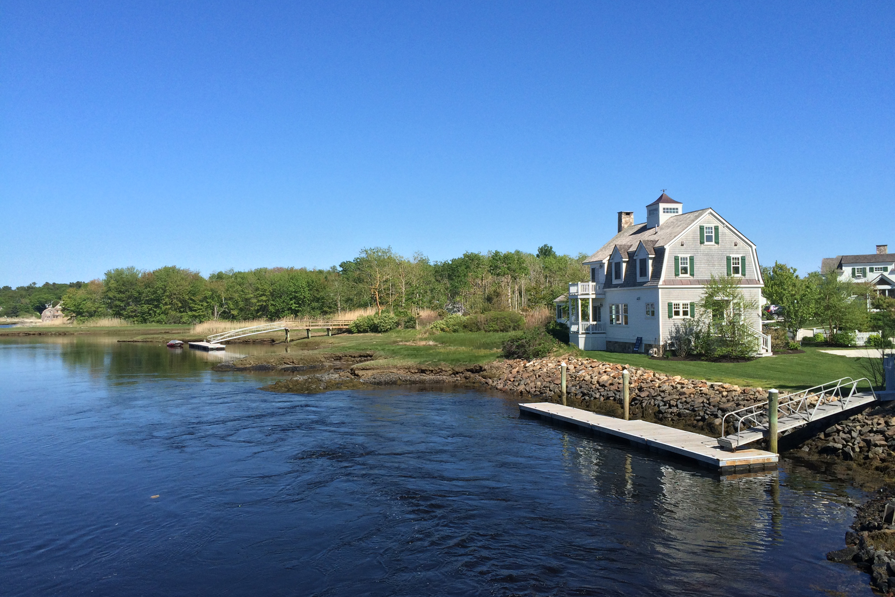 獨棟家庭住宅 為 出售 在 Portside 4 Sea Grass Lane Kennebunk, 緬因州 04043 美國