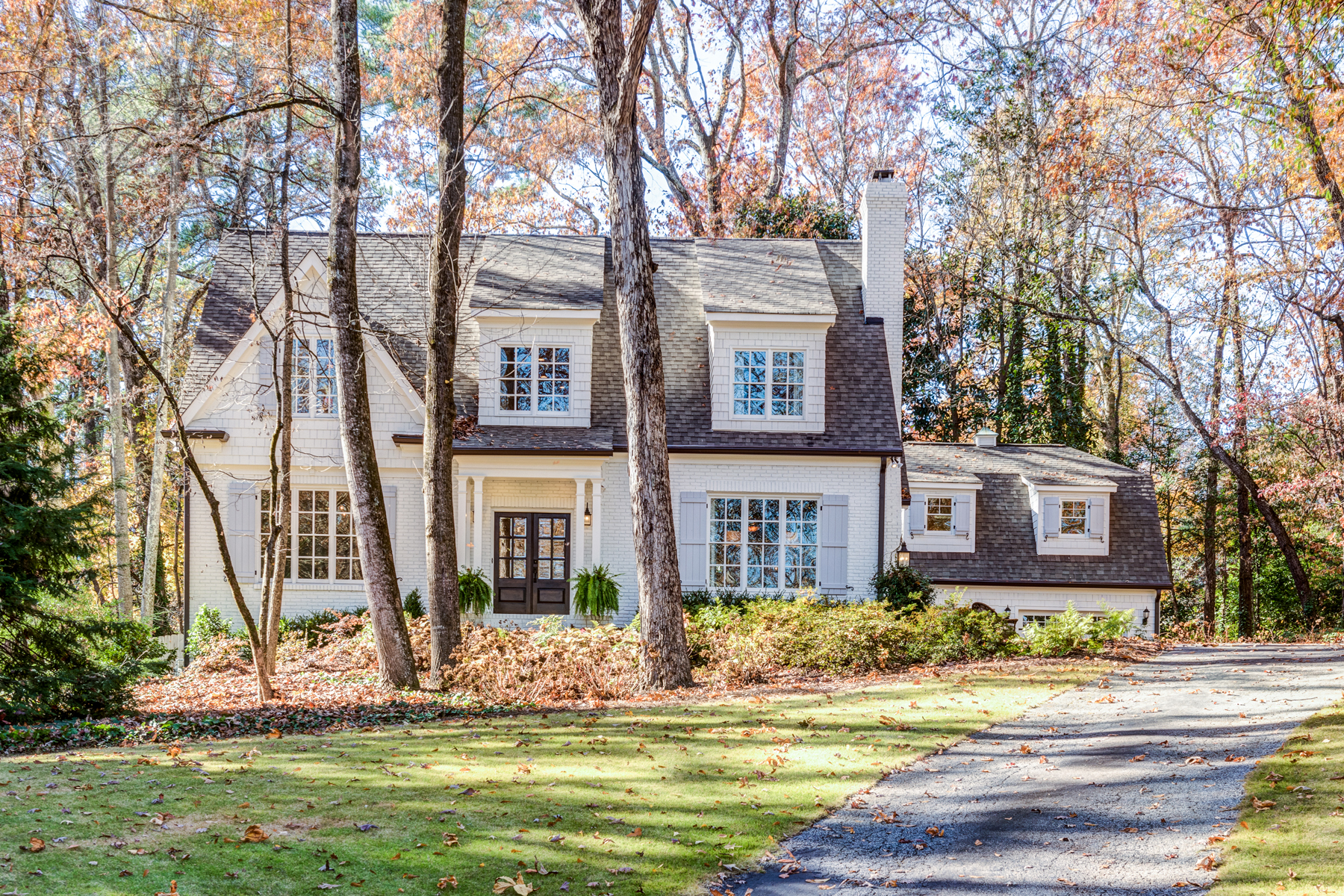 Single Family Home for Sale at Charming Home On Large Lot 4780 Westfield Drive Atlanta, Georgia, 30342 United States