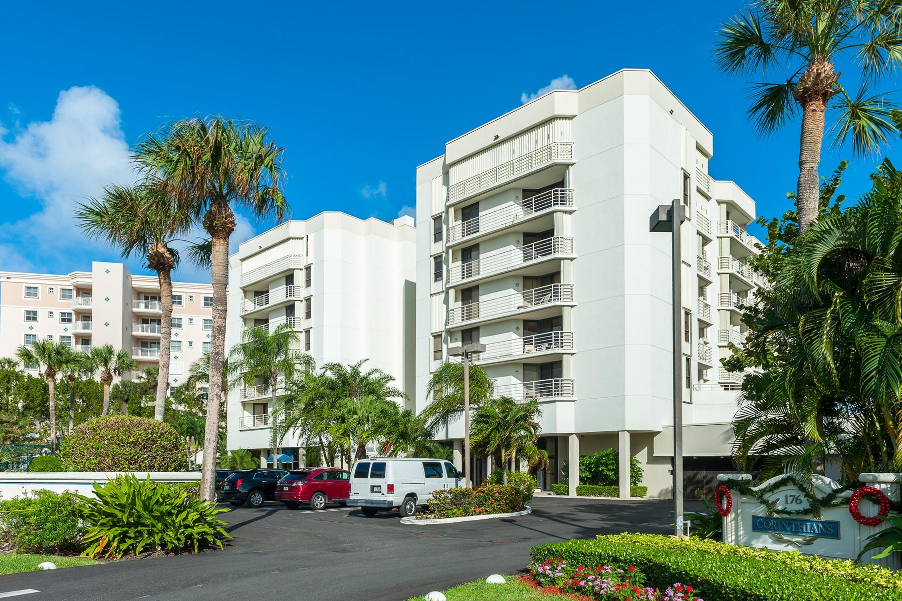 Appartement en copropriété pour l Vente à 176 Helios Dr., 406 Jupiter, Florida 33477 États-Unis