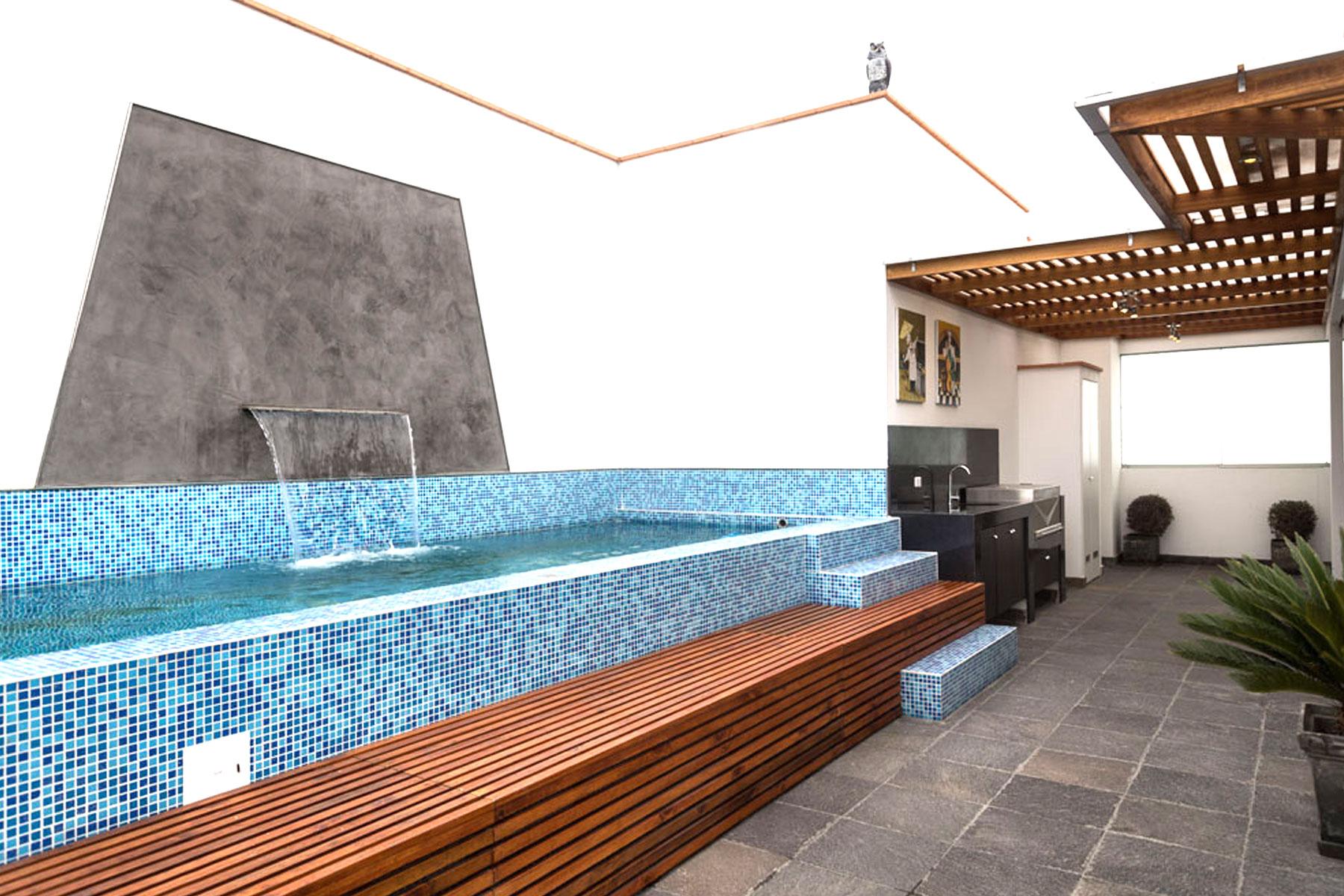 Apartment for Sale at Extraordinario pent-house de estreno con acabados de primera Av. Jorge Chavez Miraflores, Lima, 18 Peru