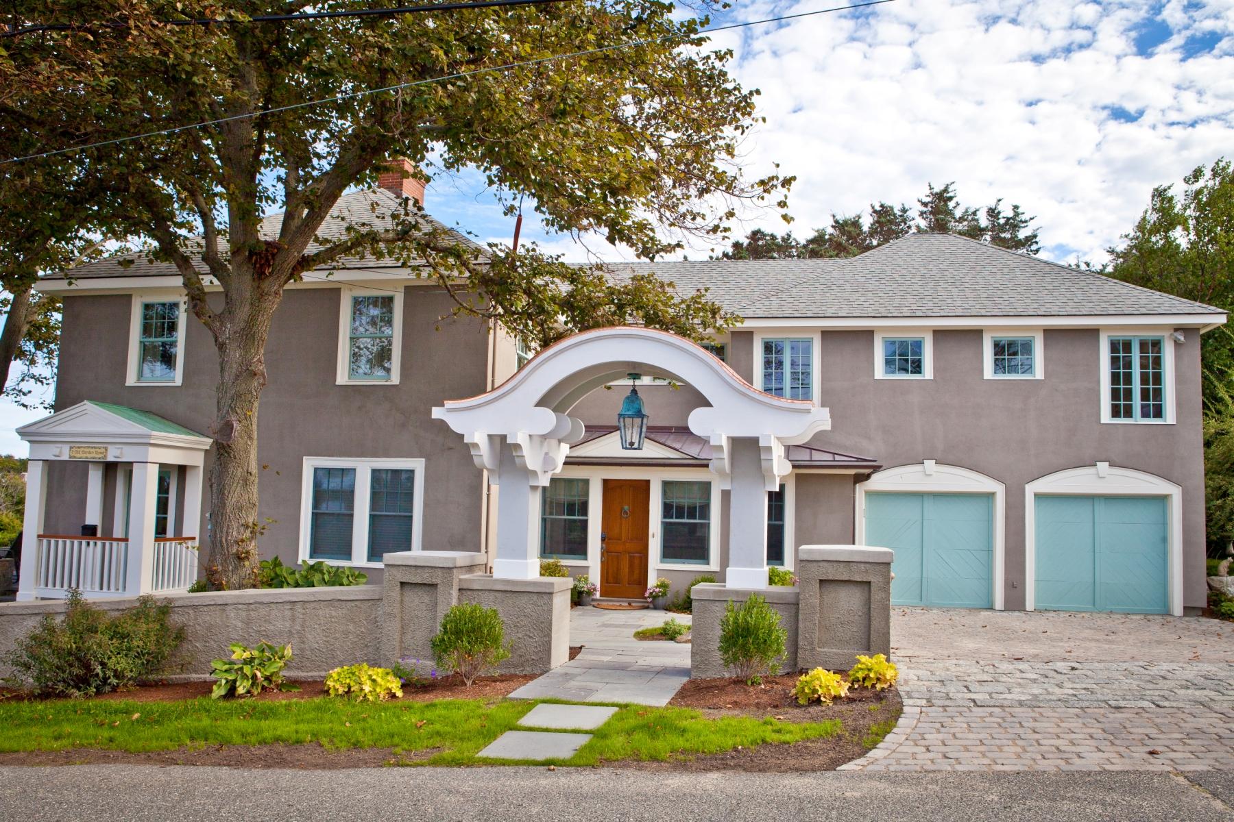 Einfamilienhaus für Verkauf beim Beaulieu Sur Mer 2 Old Garden Road Rockport, Massachusetts 01966 Vereinigte Staaten