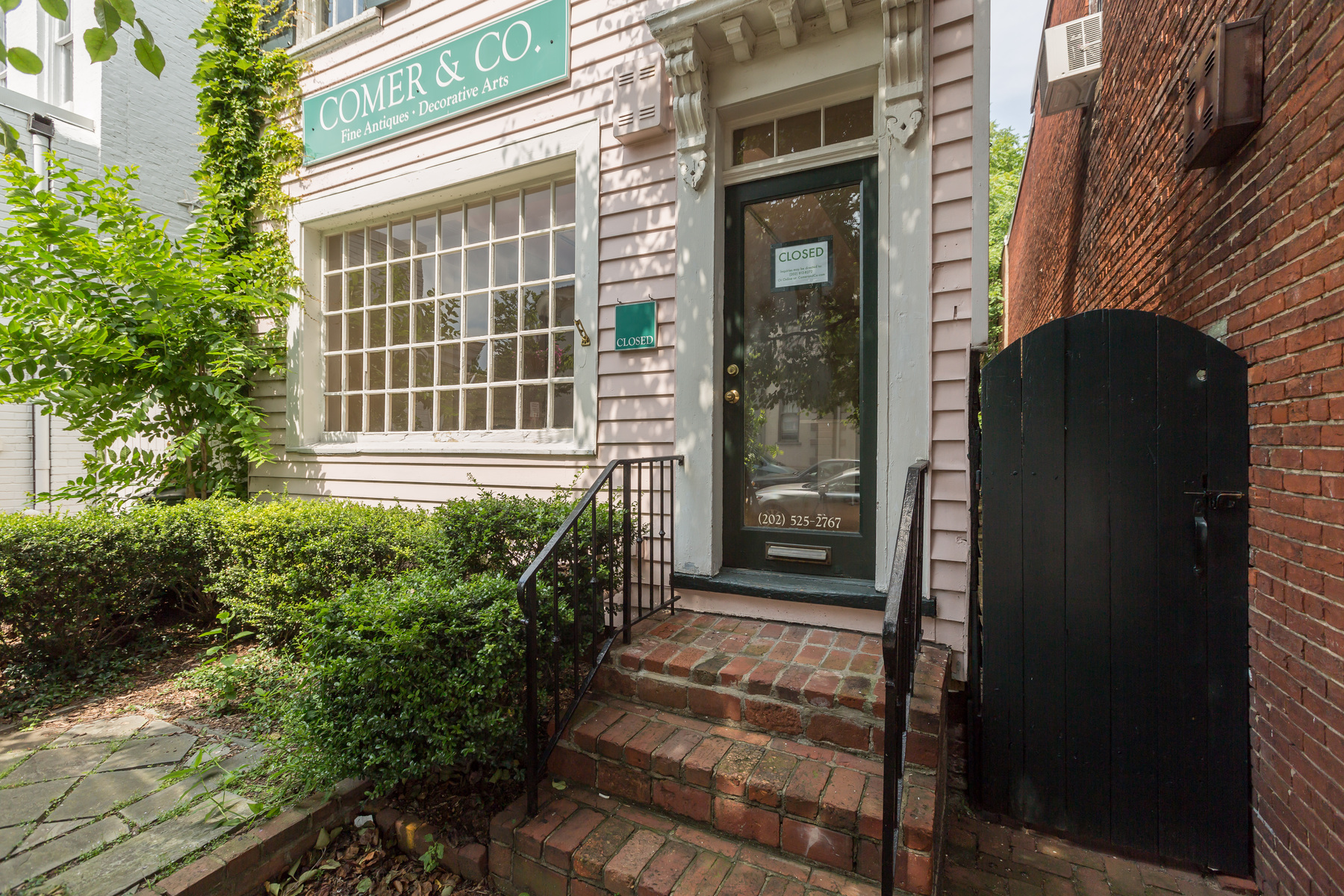 sales property at 1659 Wisconsin Ave NW, Washington