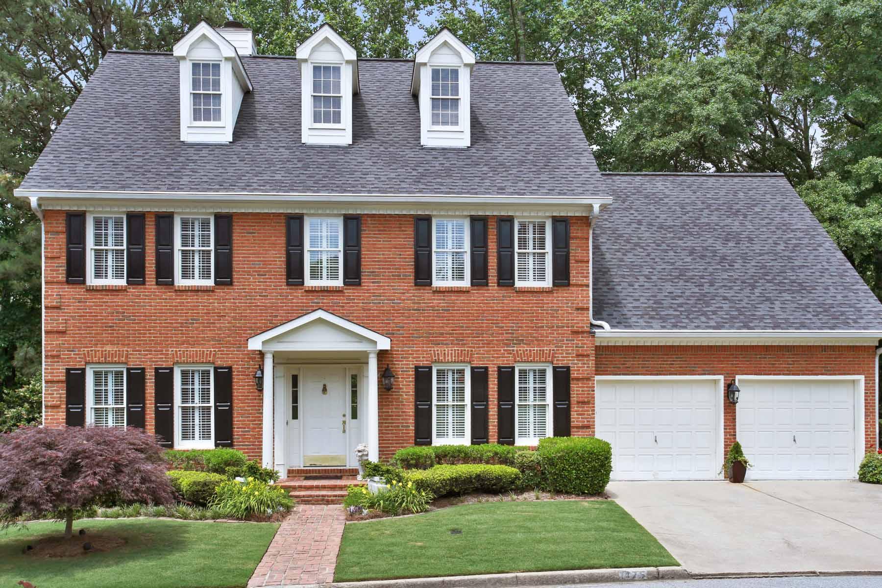 Частный односемейный дом для того Продажа на Intown Living At Its Best 1475 Sheridan Walk NE Atlanta, Джорджия, 30324 Соединенные Штаты