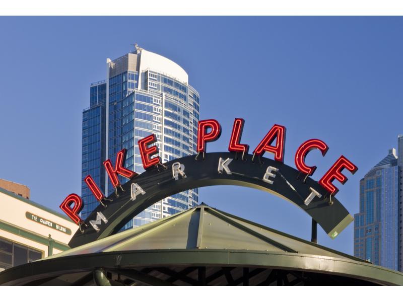 共管物業 為 出售 在 1521 #2904 1521 2nd Ave #2904 Downtown, Seattle, 華盛頓州, 98101 美國