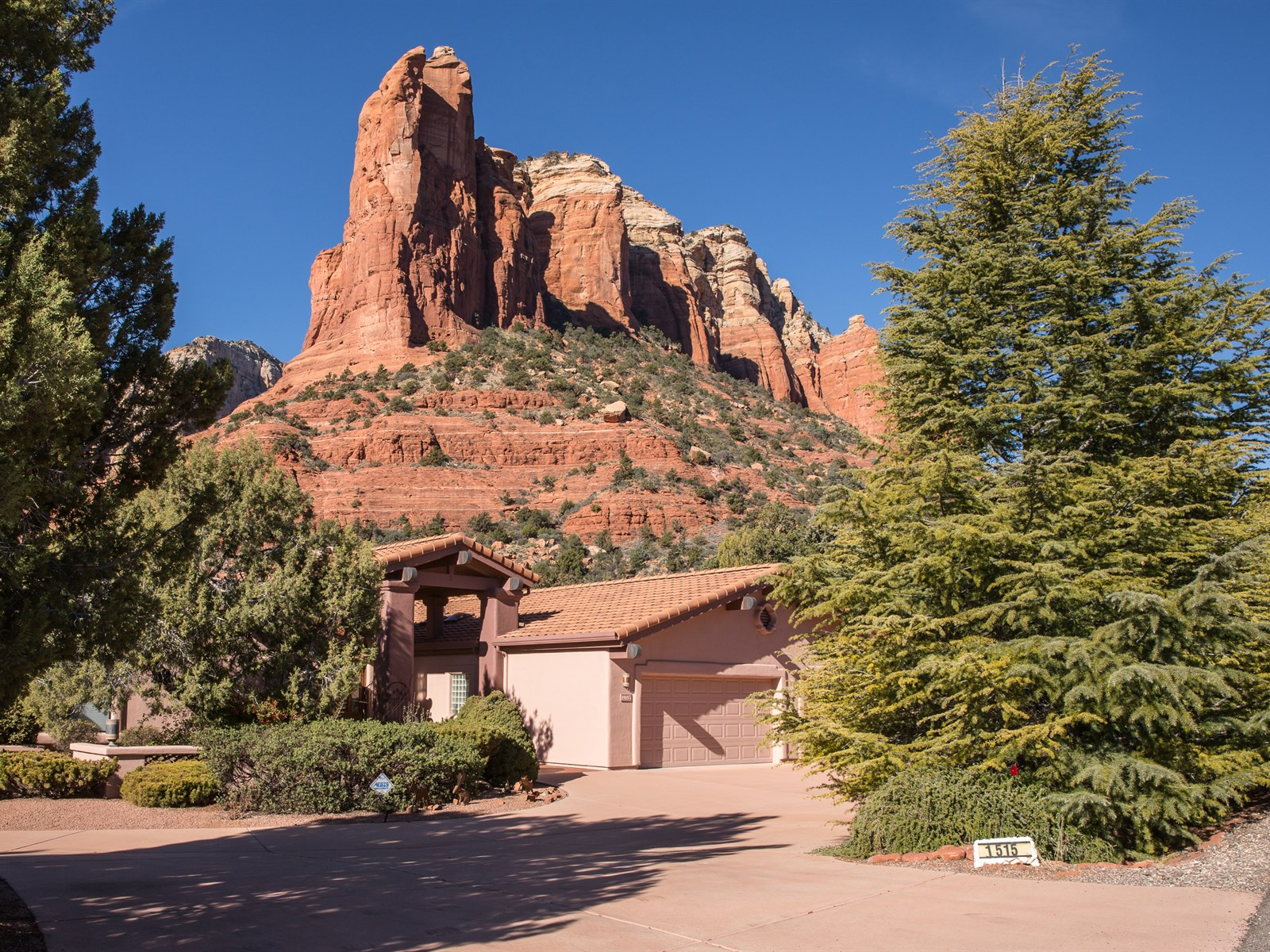 Single Family Home for Sale at Spacious Spanish Style Home 1515 Soldiers Pass Rd Sedona, Arizona, 86336 United States