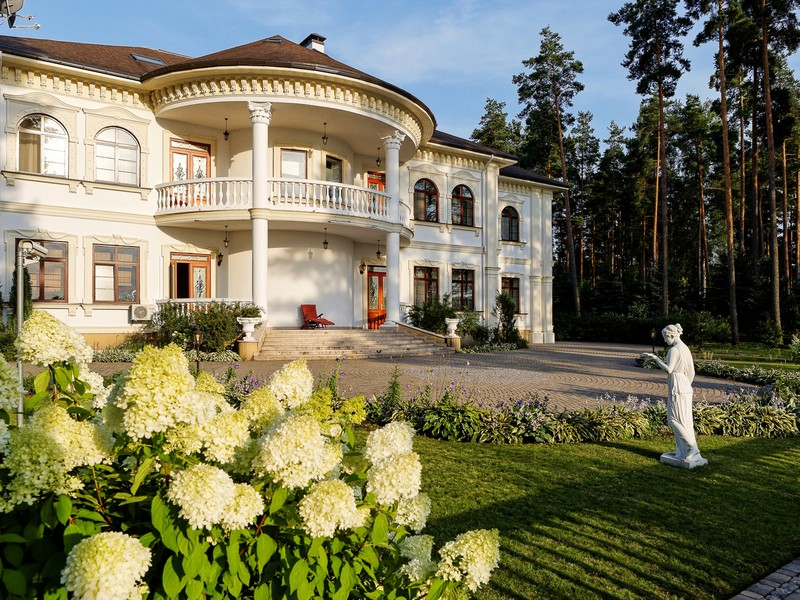 Property For Sale at Luxury Villa ROSE on the shores of the lake