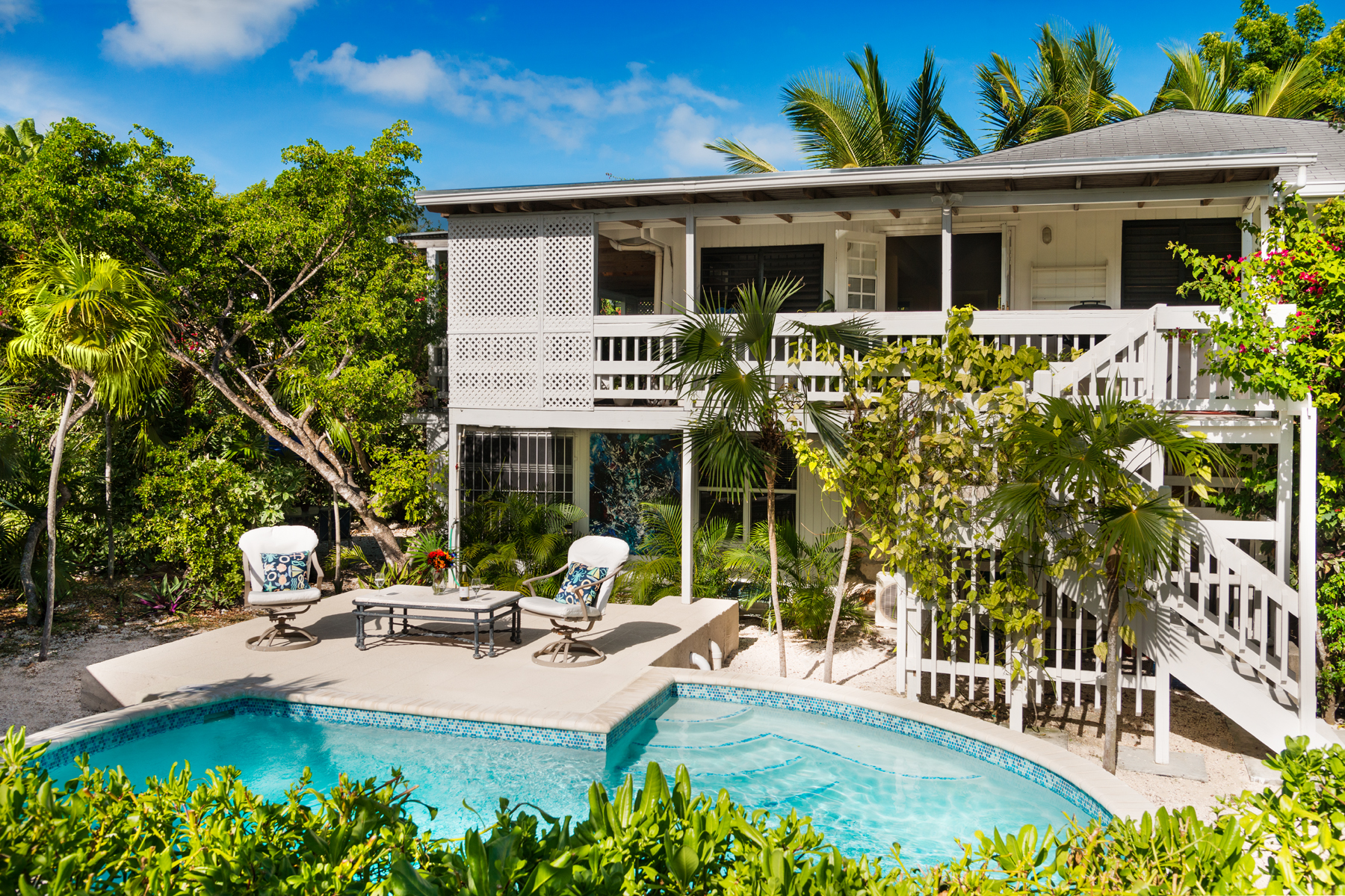 Single Family Home for Sale at Tree House The Bight, Providenciales Turks And Caicos Islands
