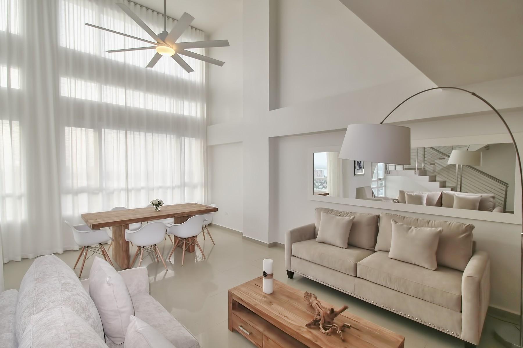 Property For Sale at Northwest Skyline Penthouse at 303 Villamil