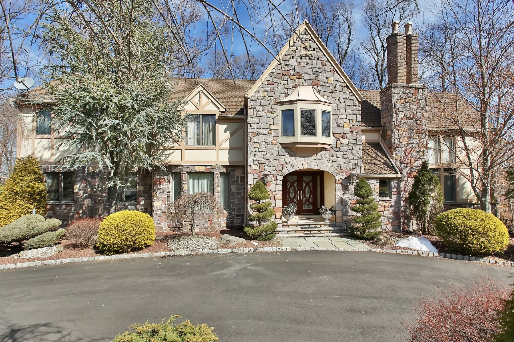 獨棟家庭住宅 為 出售 在 59 Takolusa Drive Holmdel, 新澤西州 07733 美國