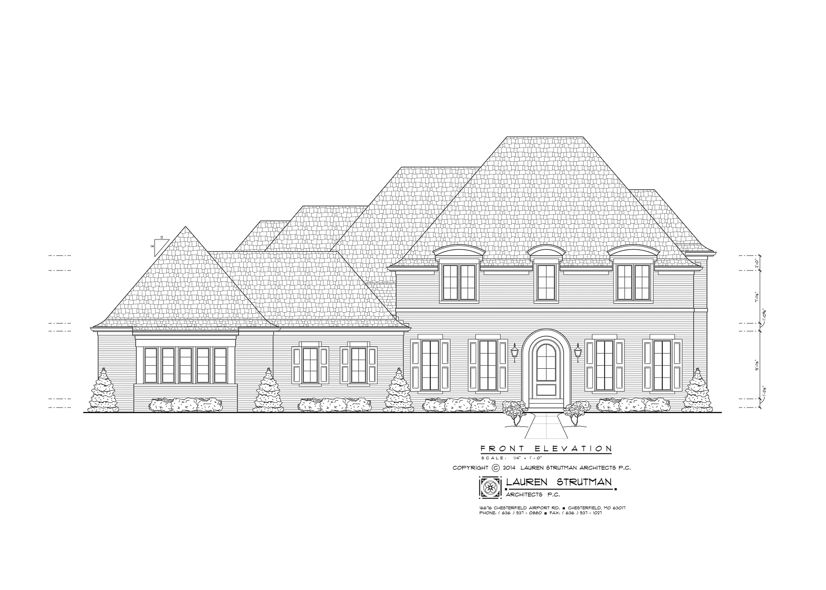 Einfamilienhaus für Verkauf beim Sherwyn Lane 10 Sherwyn Lane Creve Coeur, Missouri 63141 Vereinigte Staaten